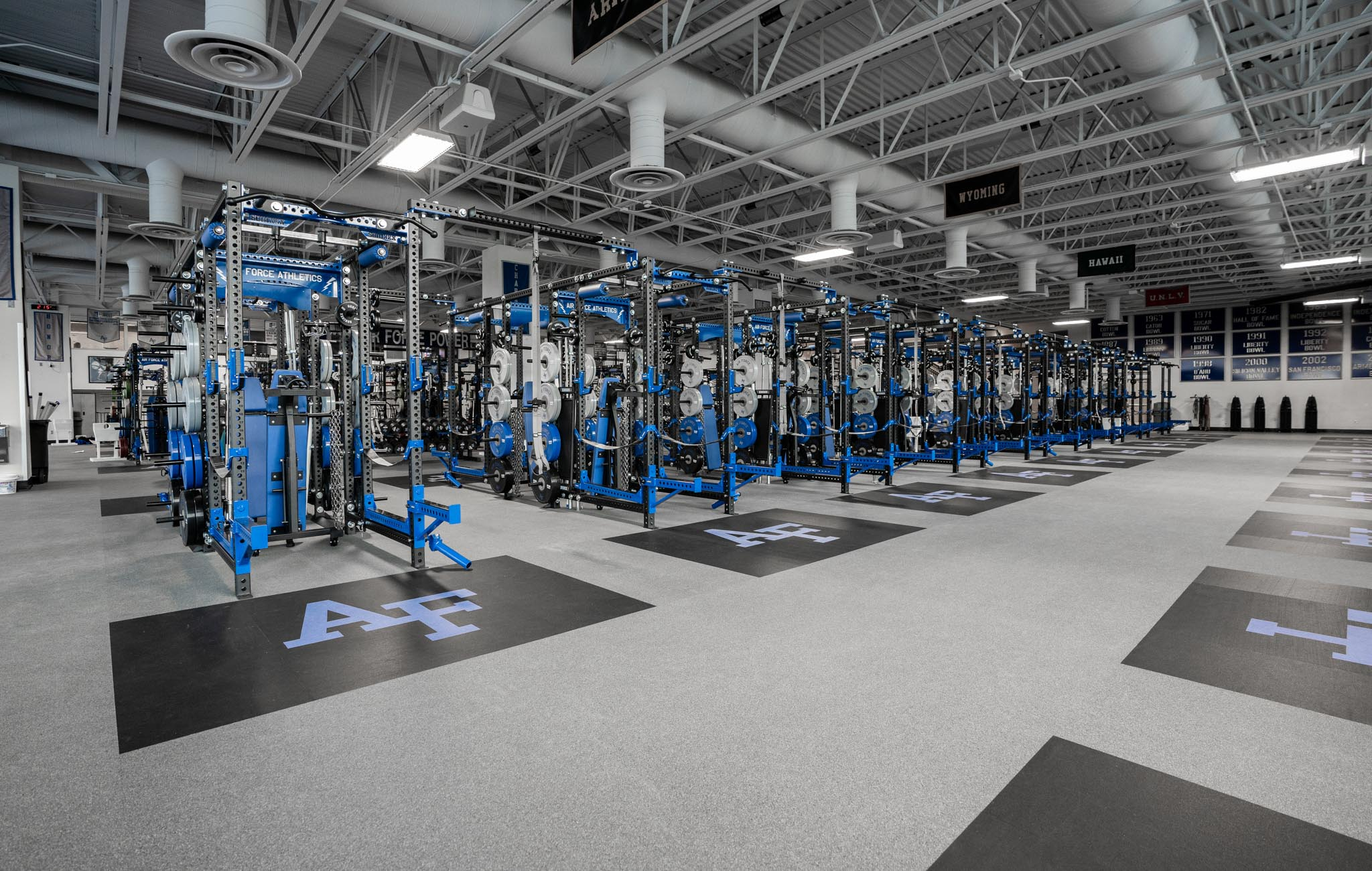 Air Force Academy Weight Room