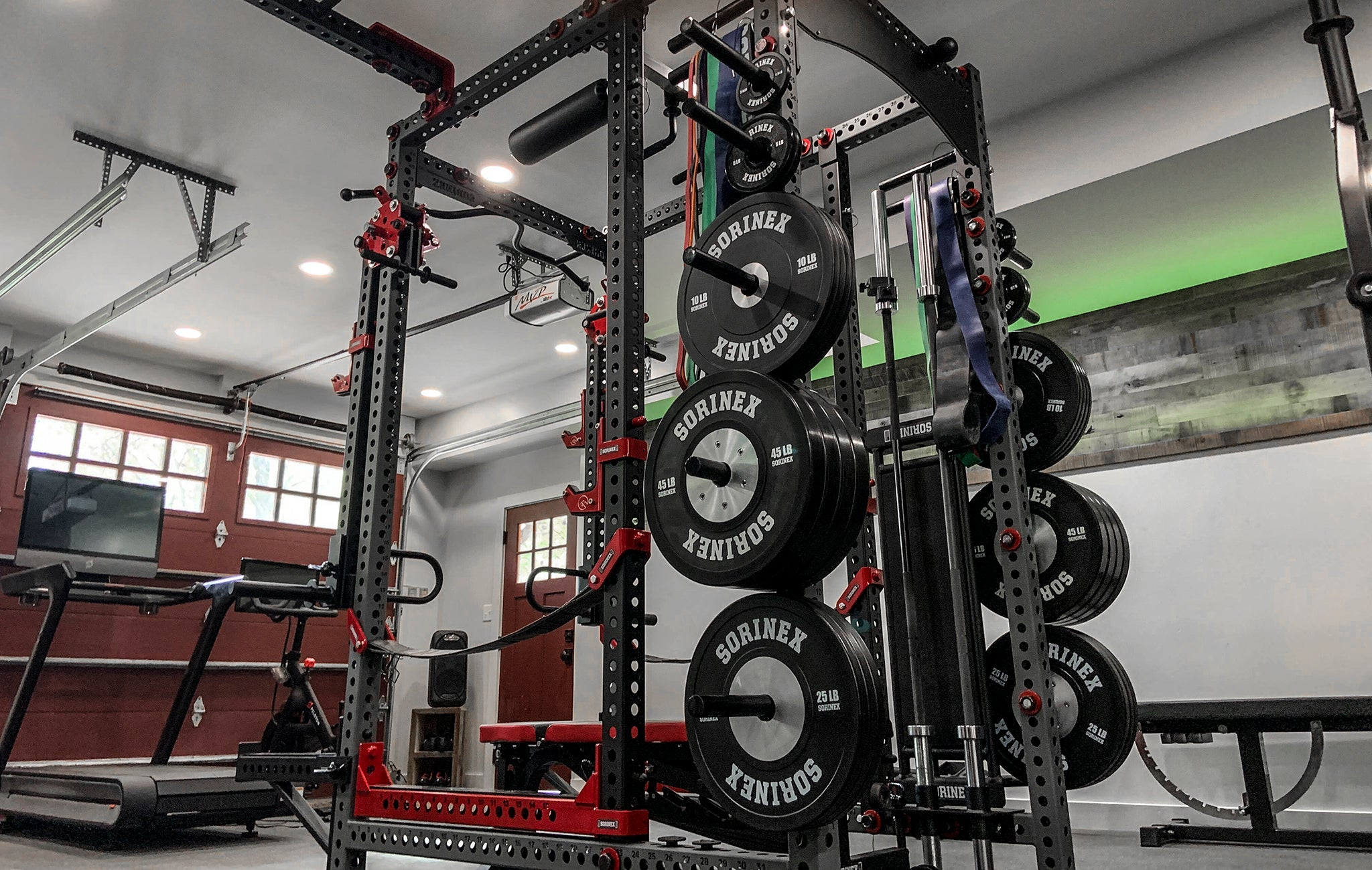 Alan Kleber Asheville Home Gym