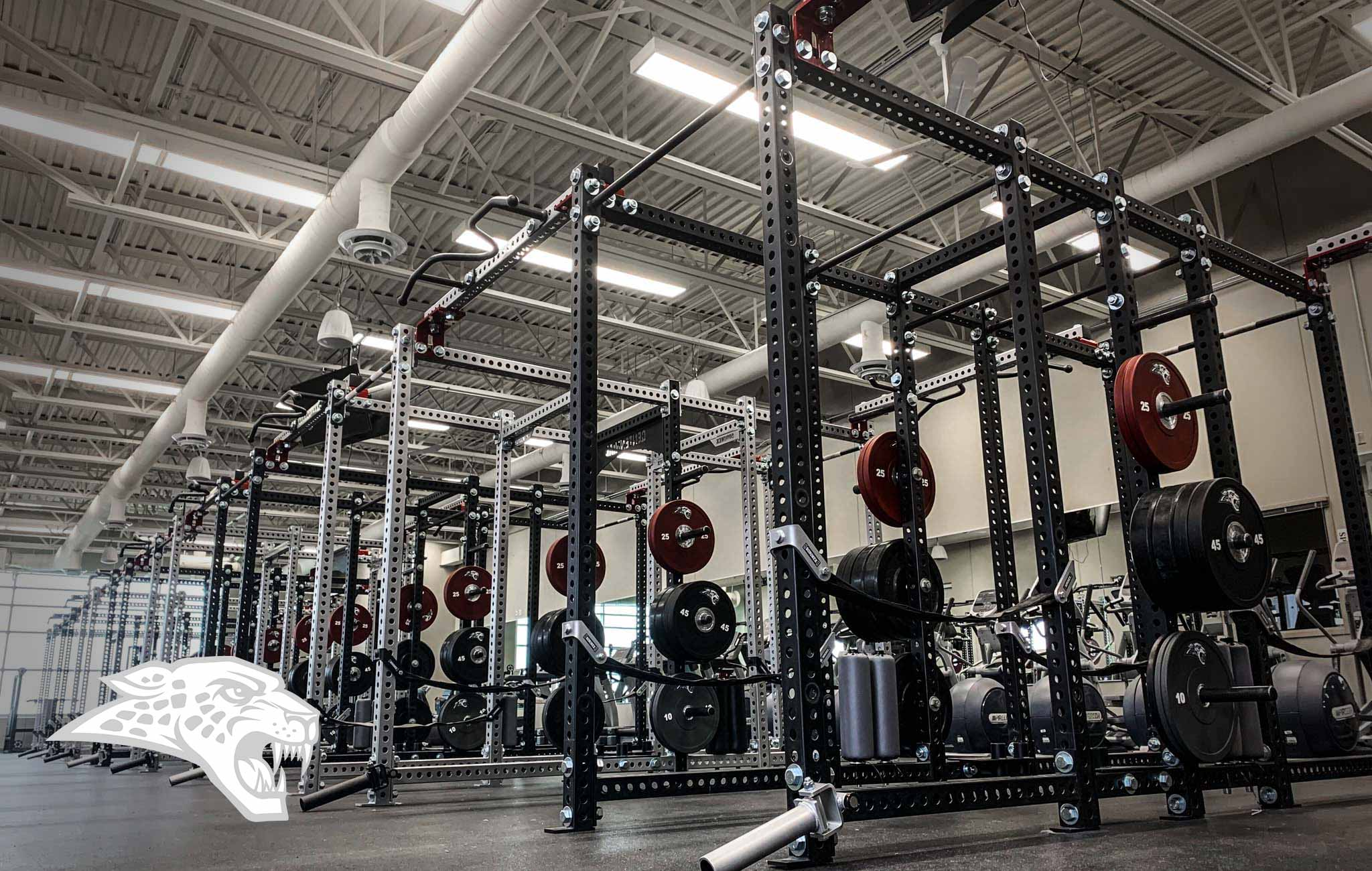 Ankeny Centennial high school Sorinex strength and conditioning facility