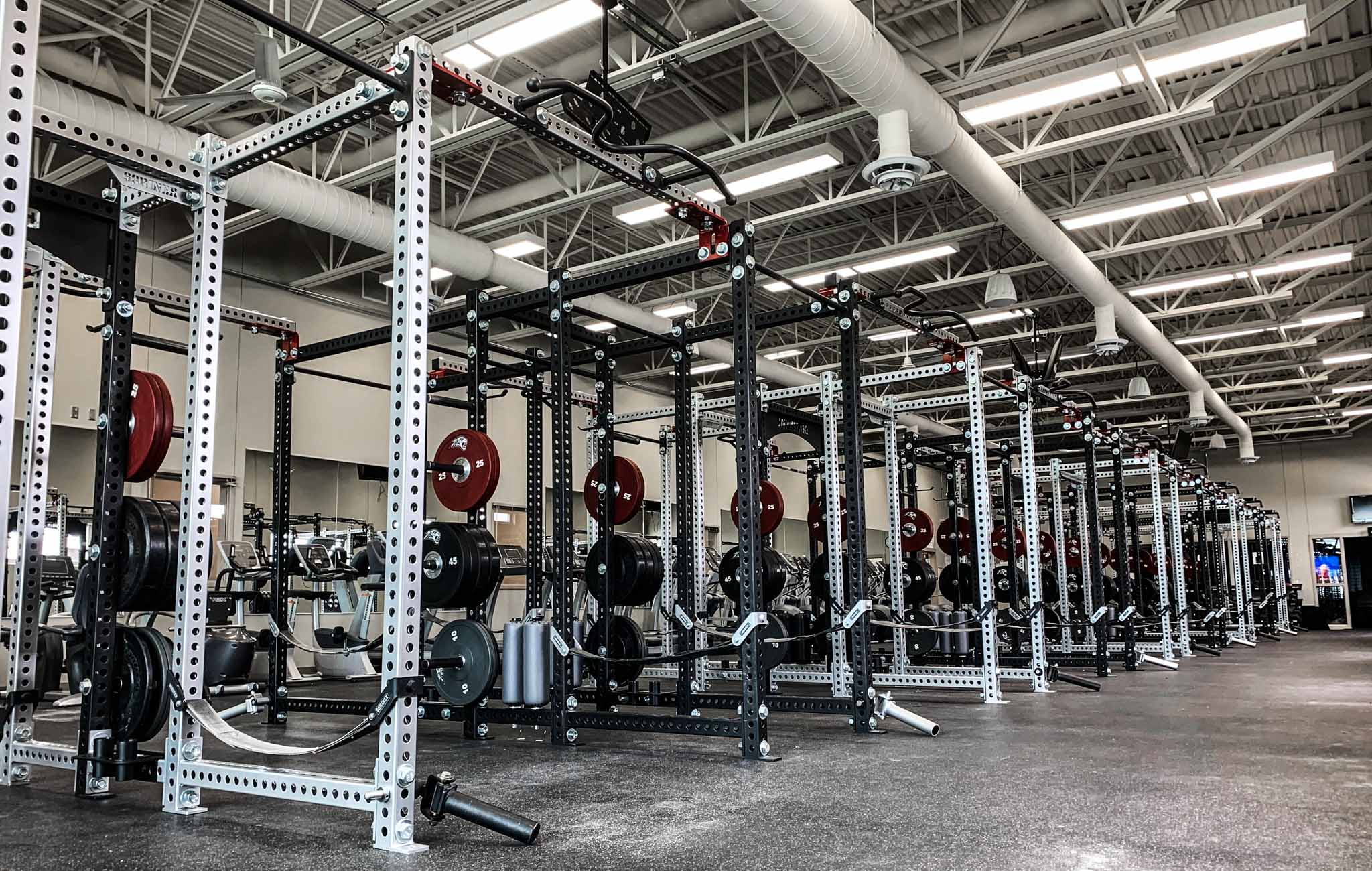 Ankeny Centennial High School training facility