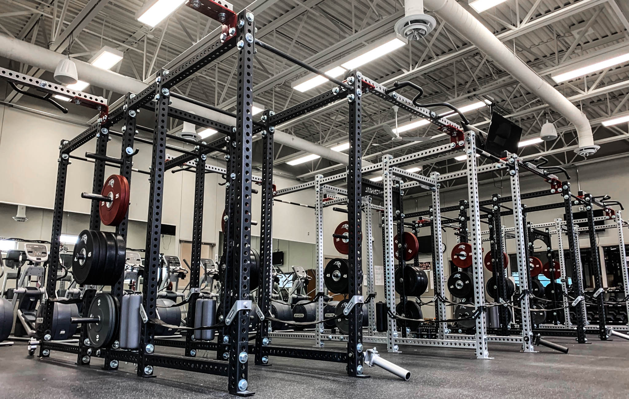 Ankeny Centennial High School strength and conditioning
