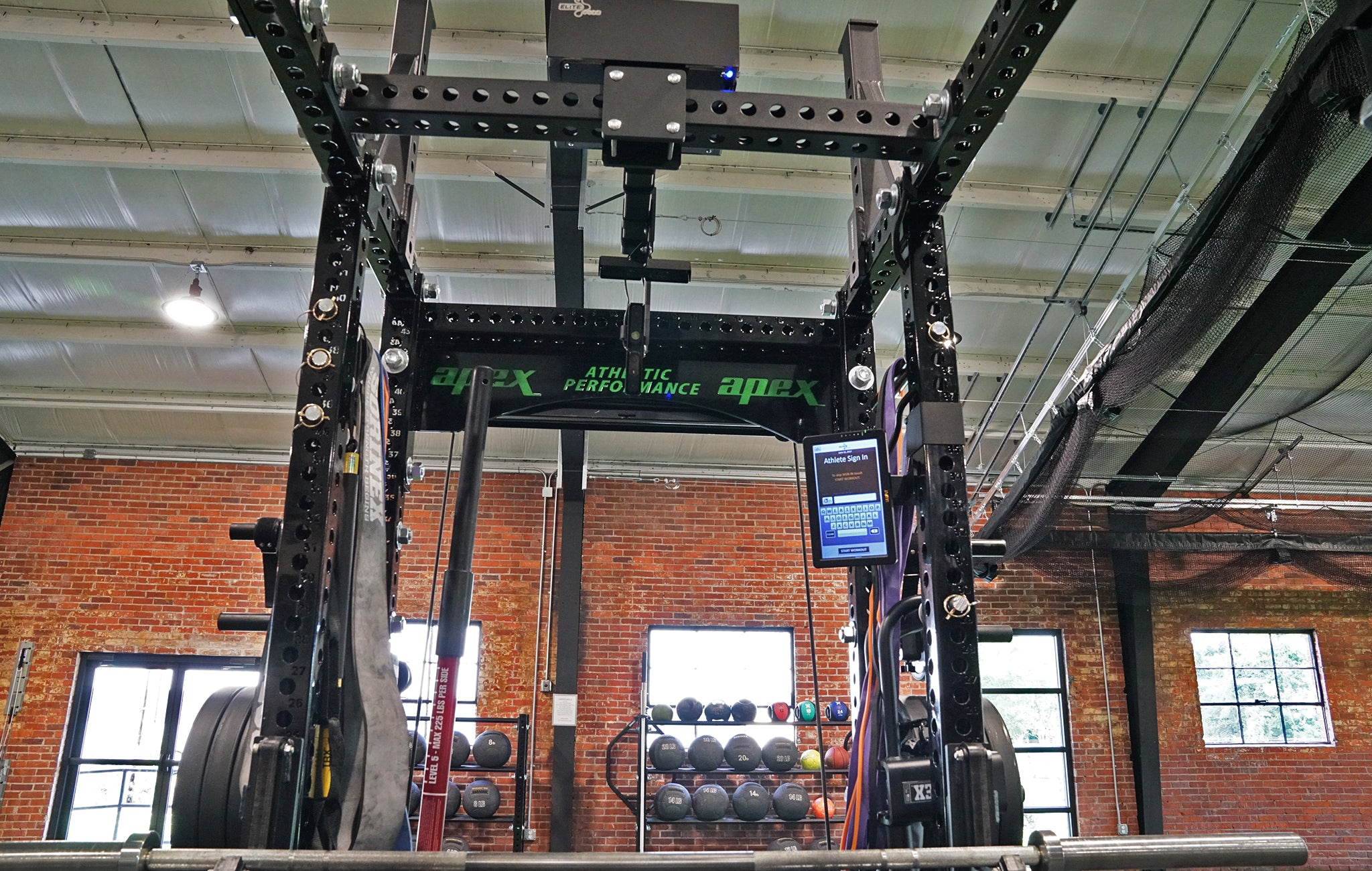 Apex Athletic Performance training facility