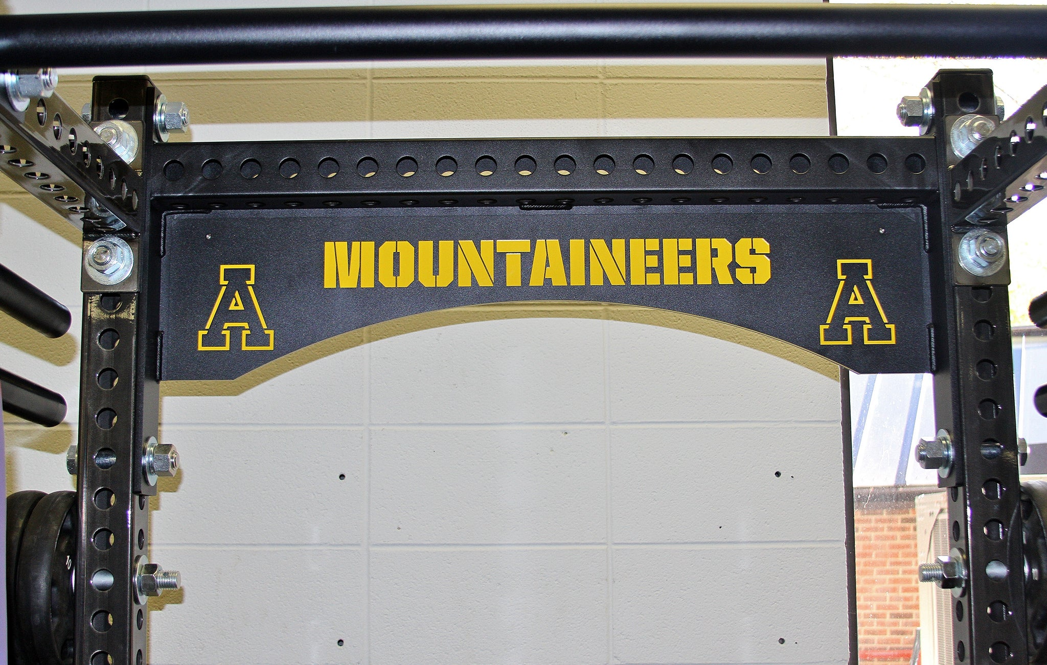 Appalachian State University strength and conditioning