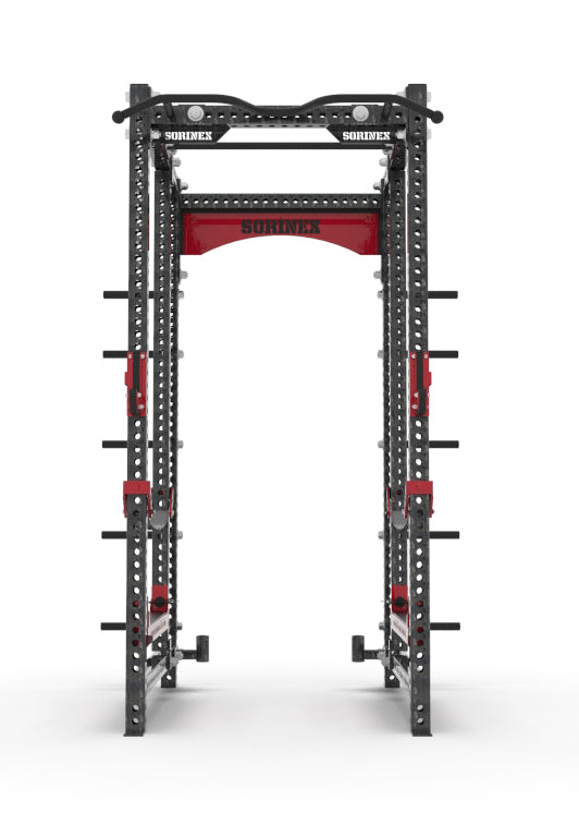 XL Half Rack Front View