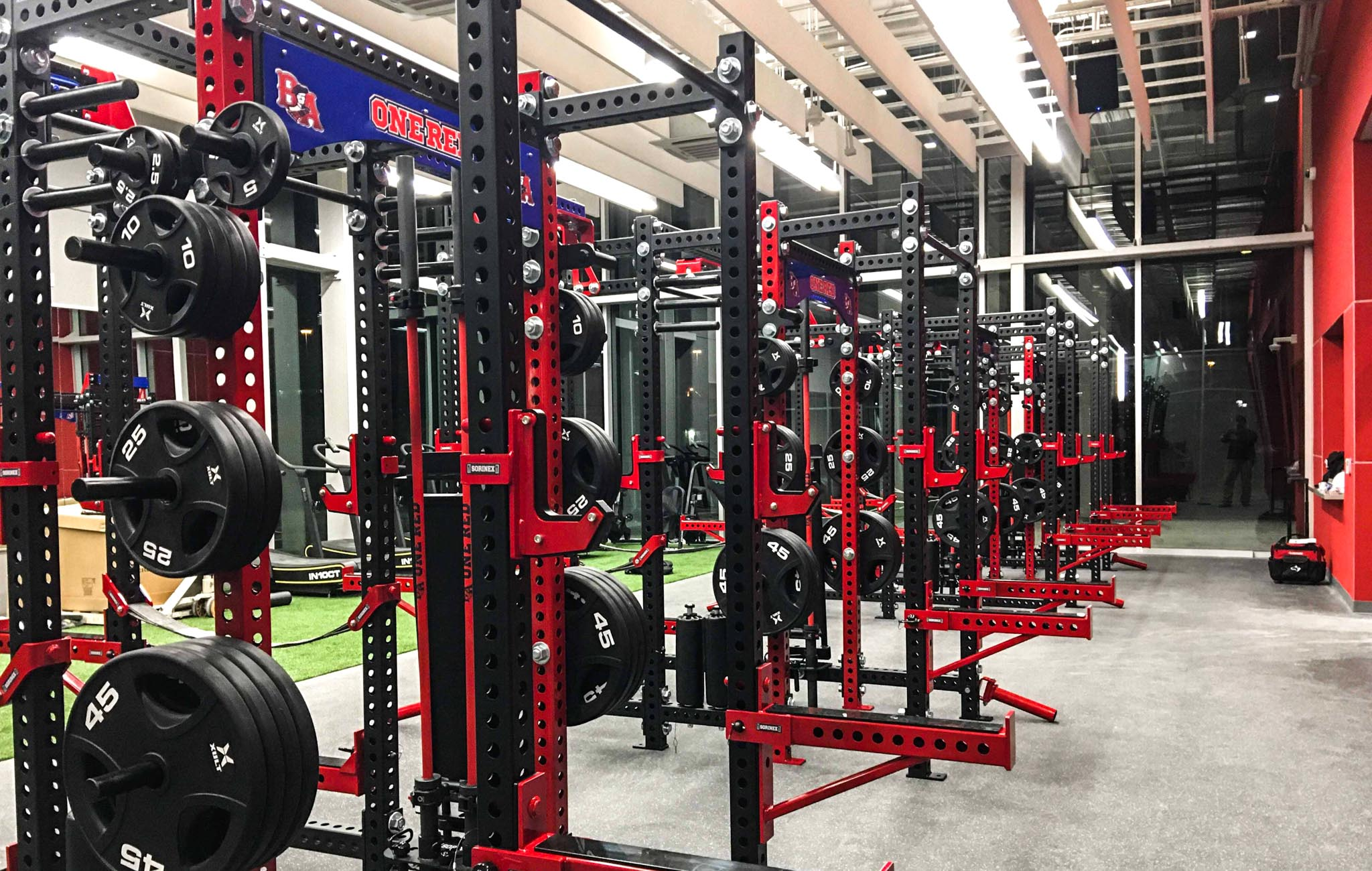 Bel Air High School training facility