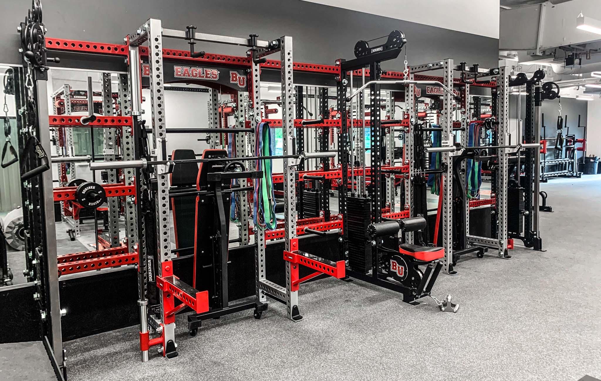 Biola University strength and conditioning