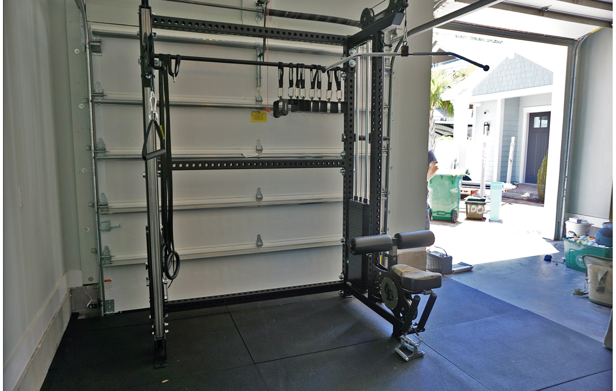 Brandon Linder Home Gym Sorinex
