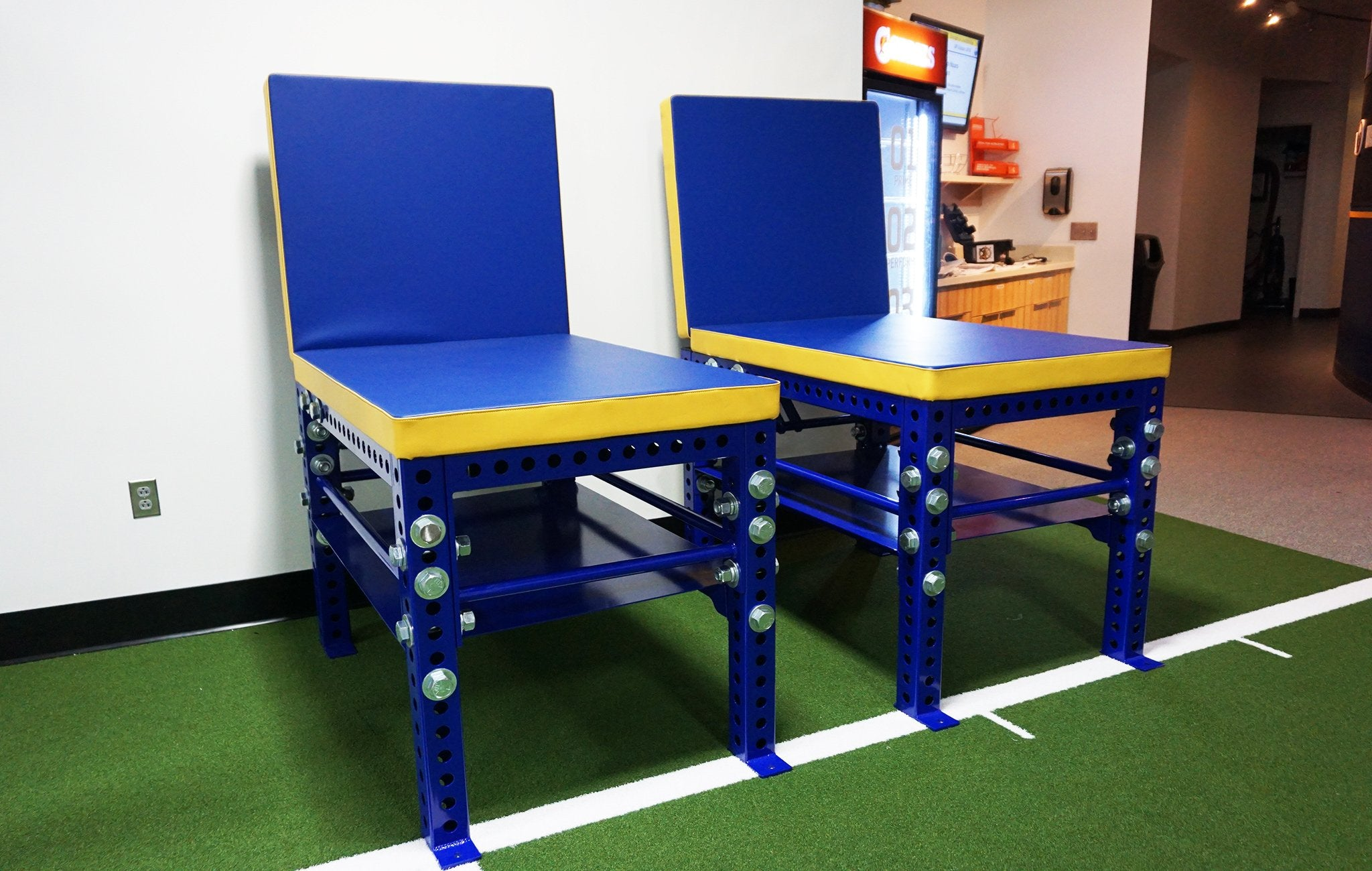 Buffalo Sabres Adjustable Therapy Tables