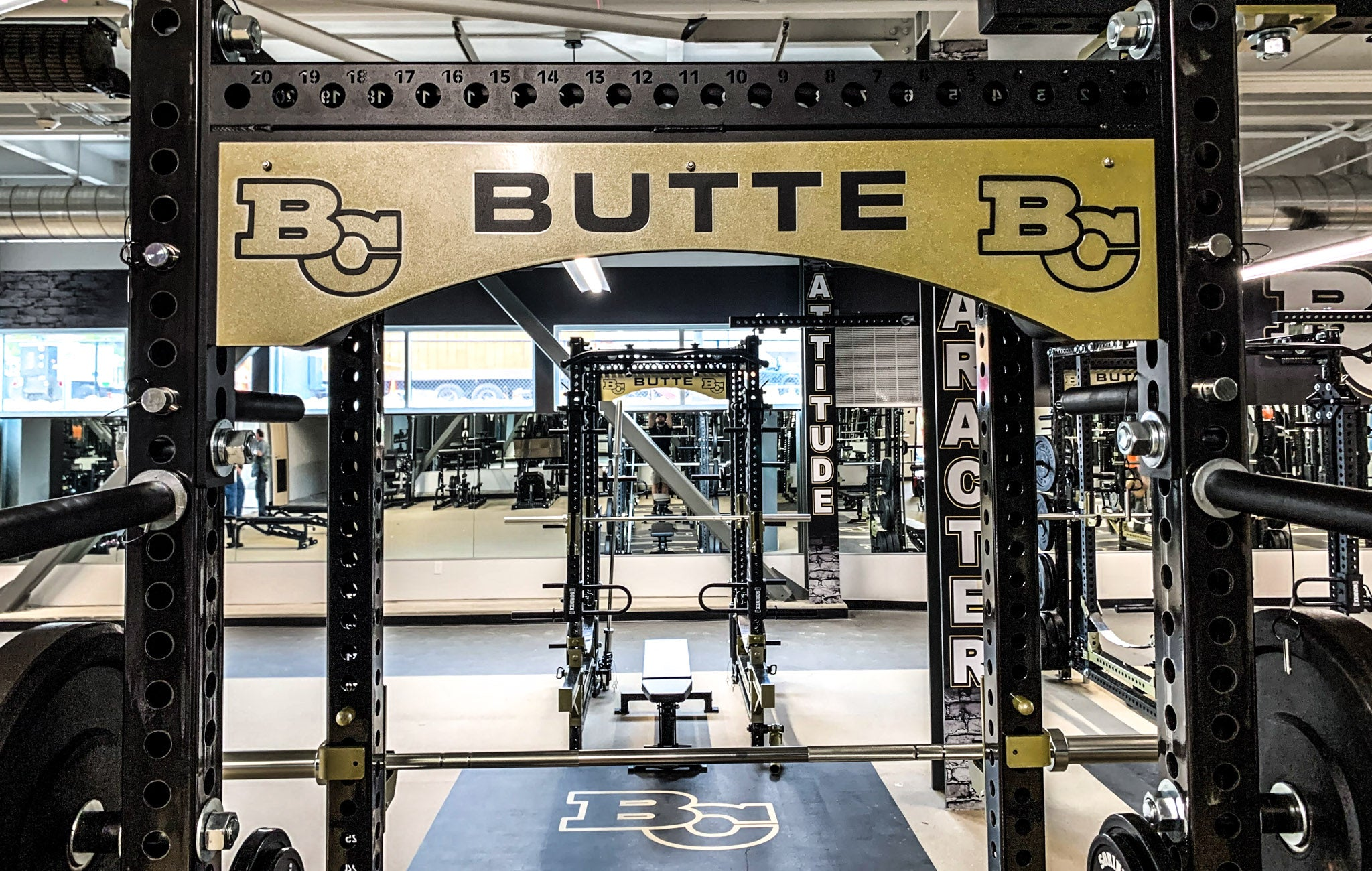 Butte Community College Football strength and conditioning
