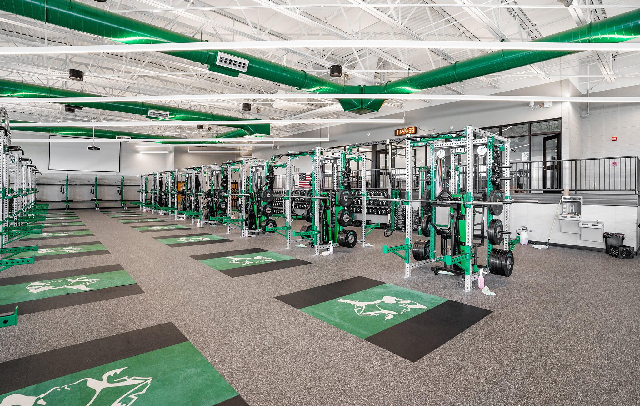 Concord Weight Room