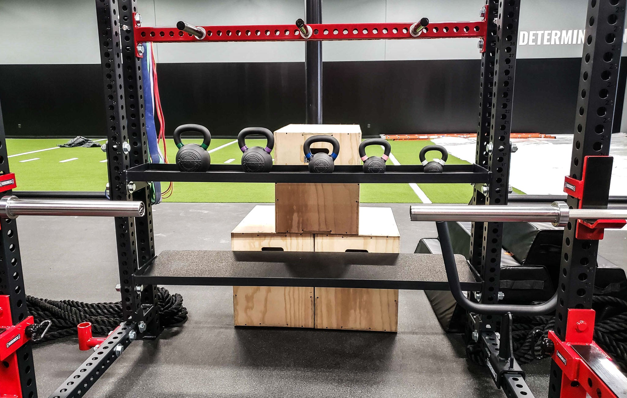 Sorinex D1 weight rooms