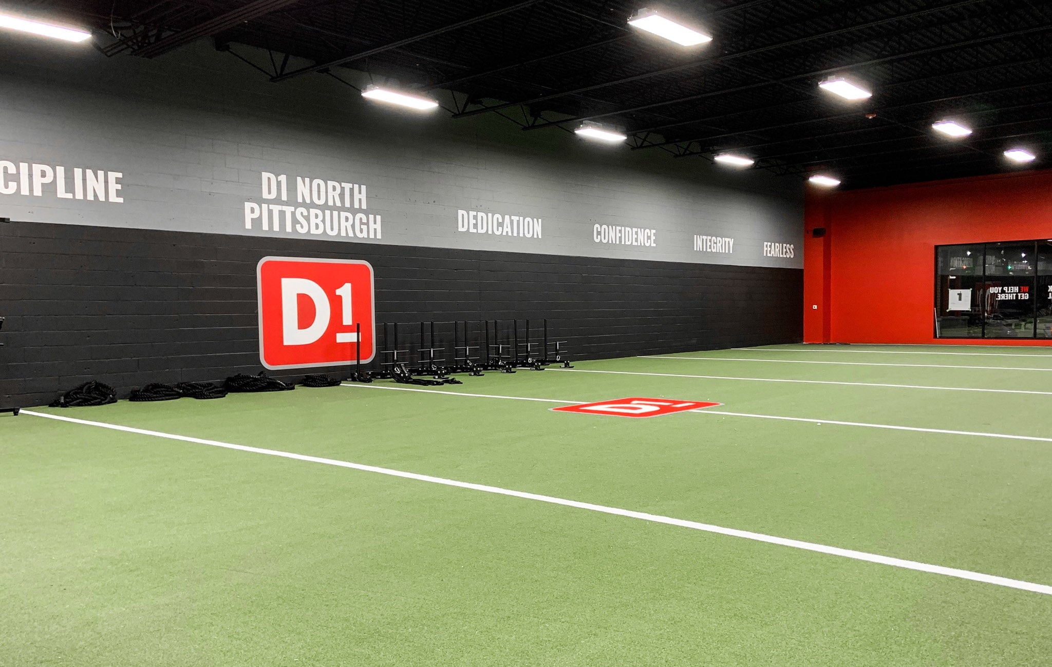 D1 Pittsburgh Training
