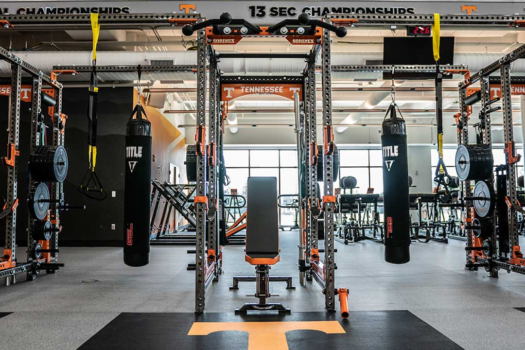 Tennesse Weight Room