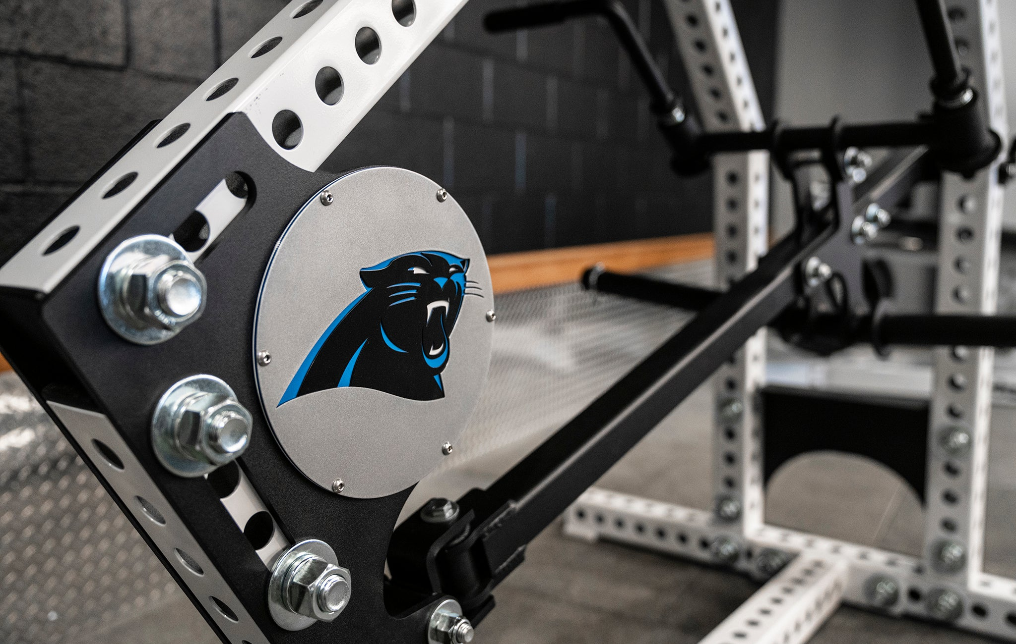 Carolina Panthers strength training facility