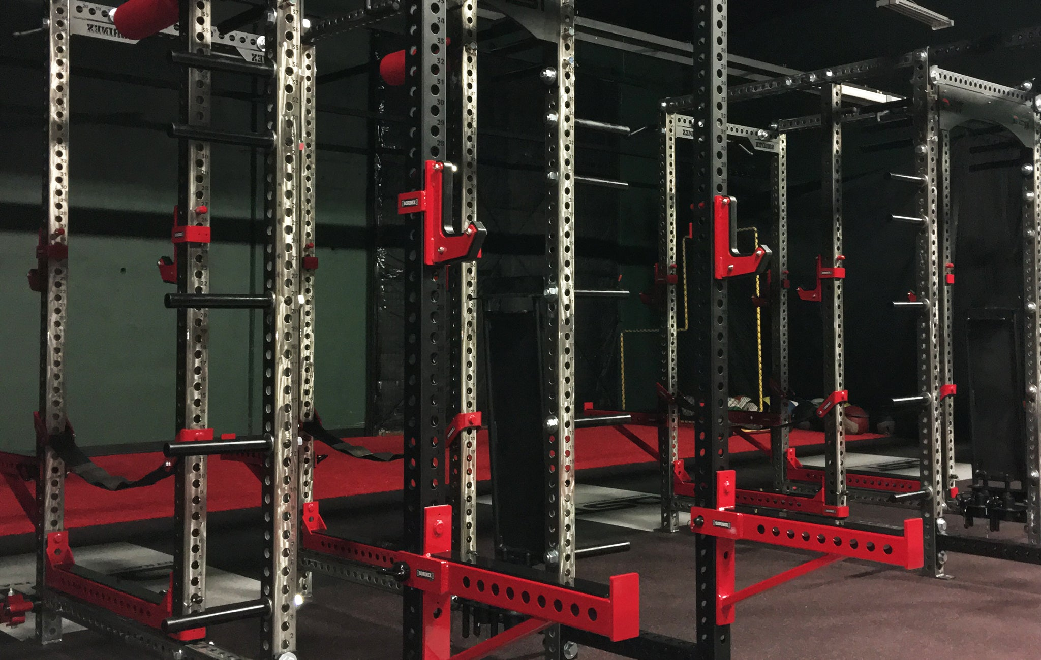 Dynamic Sports Training weight room