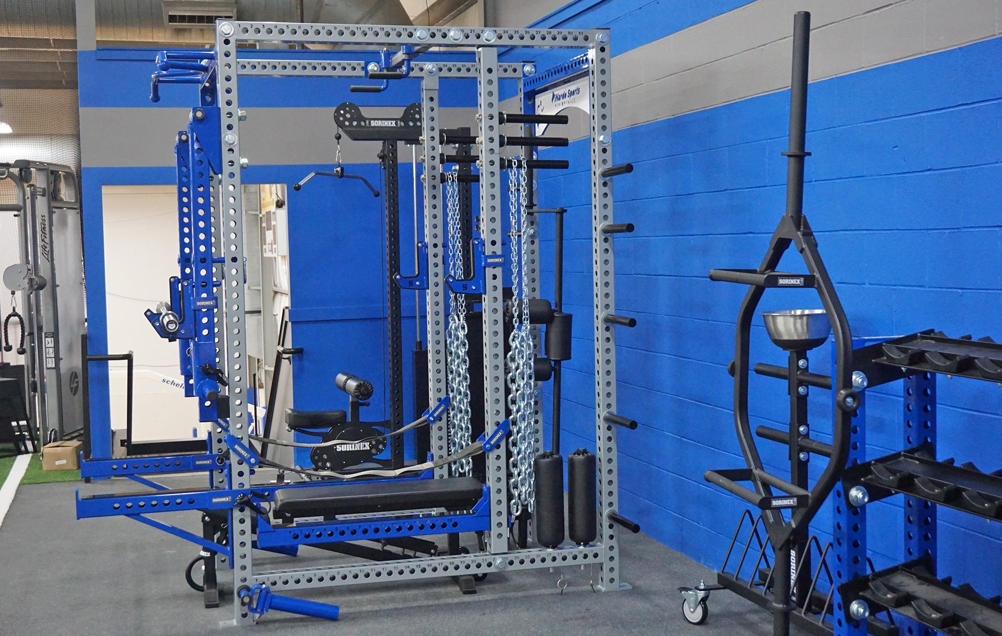 DiNardo Sports Perfomance training facility