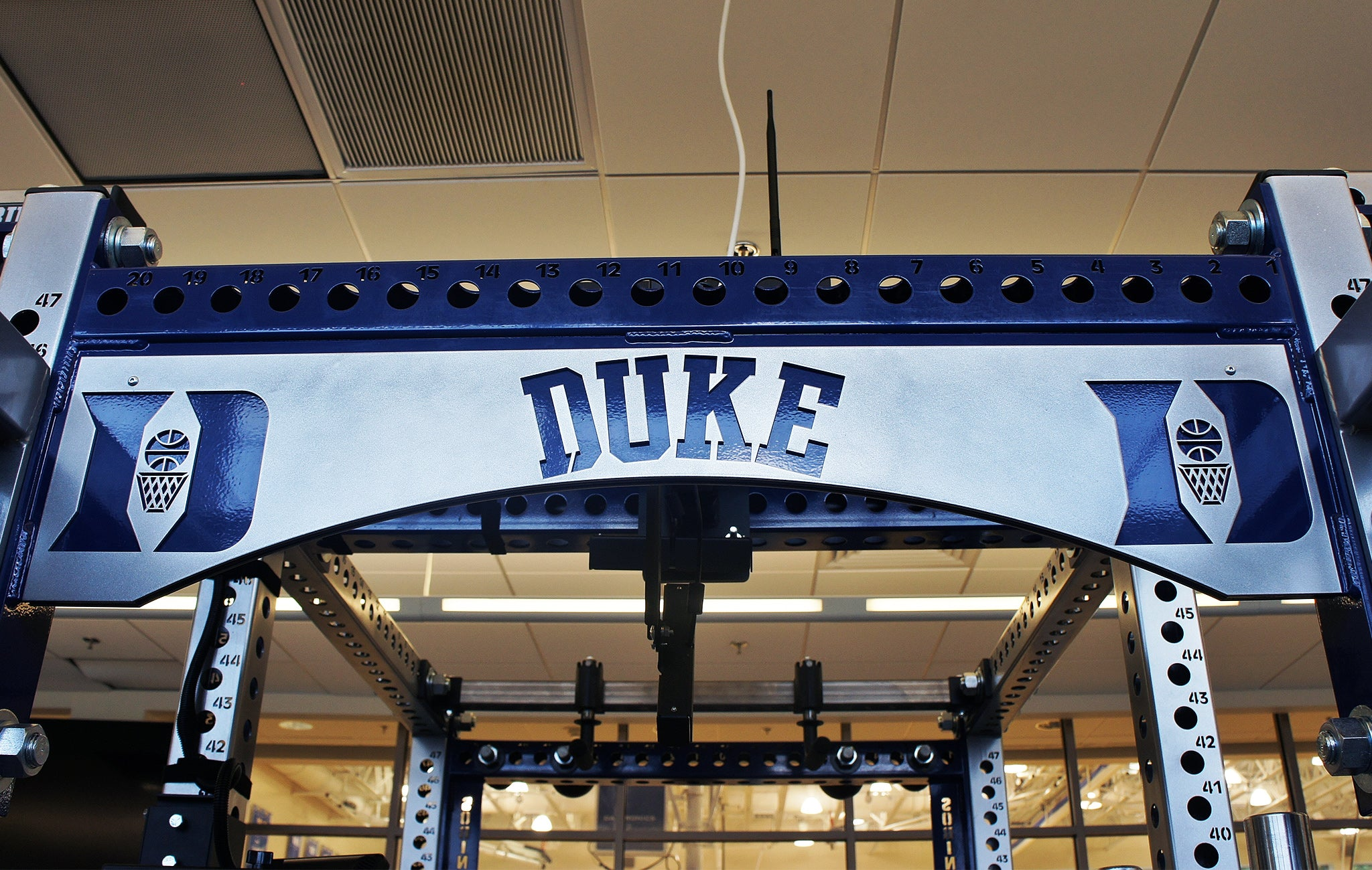 Duke Basketball strength and conditioning
