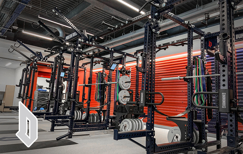 Duquesne Sorinex strength and conditioning facility