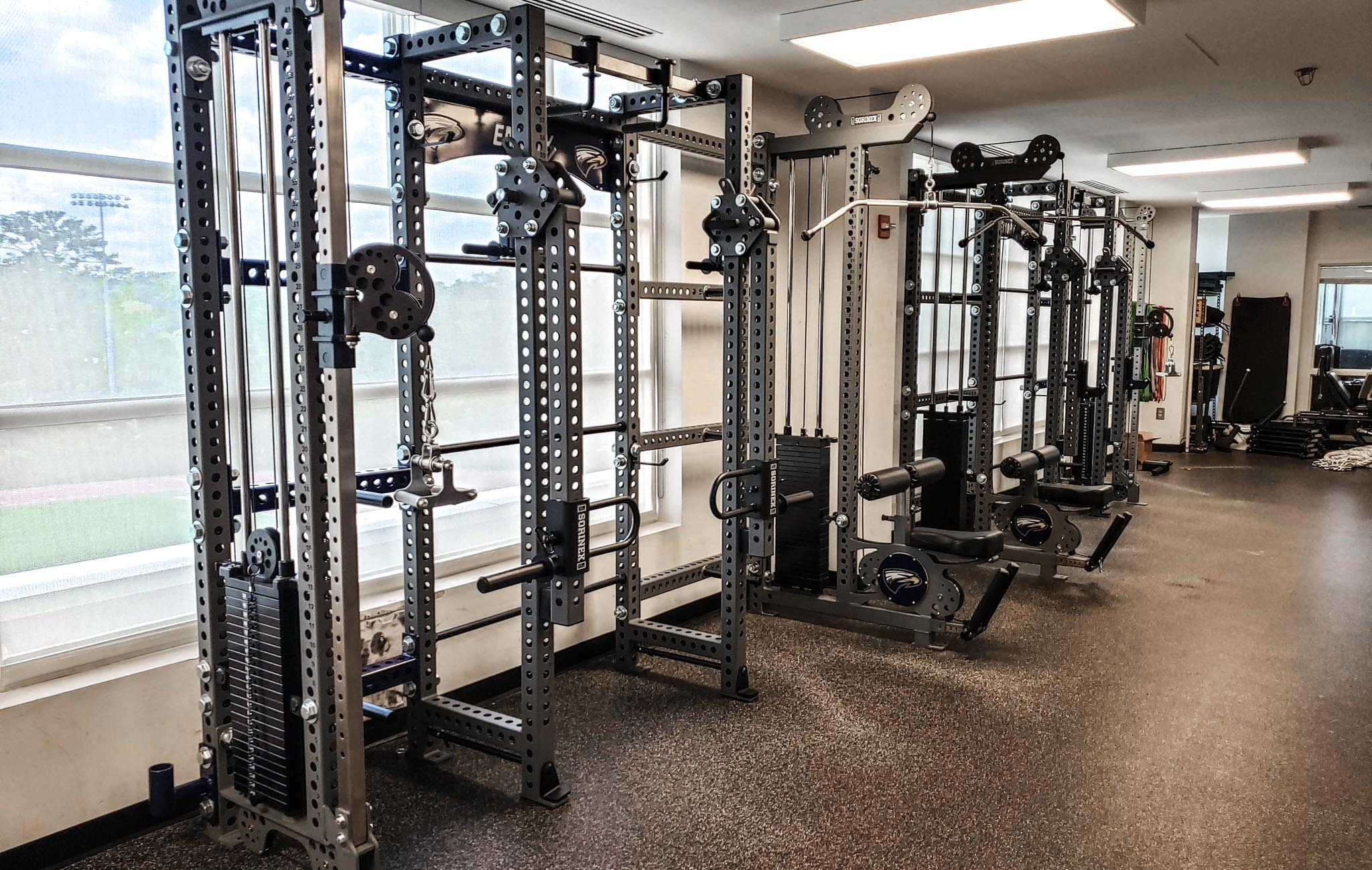 Emory University strength and conditioning