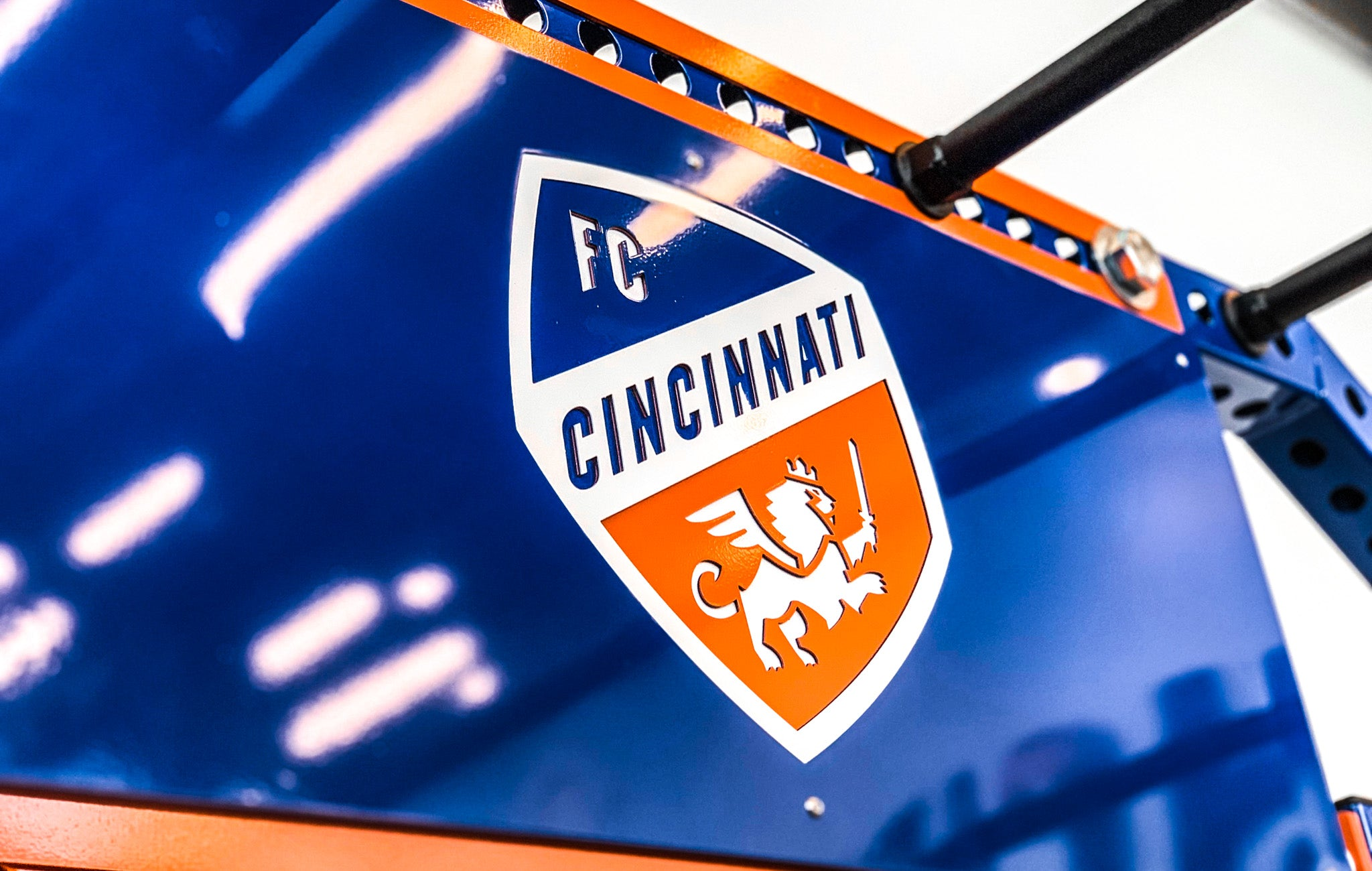 FC Cincinnati strength training