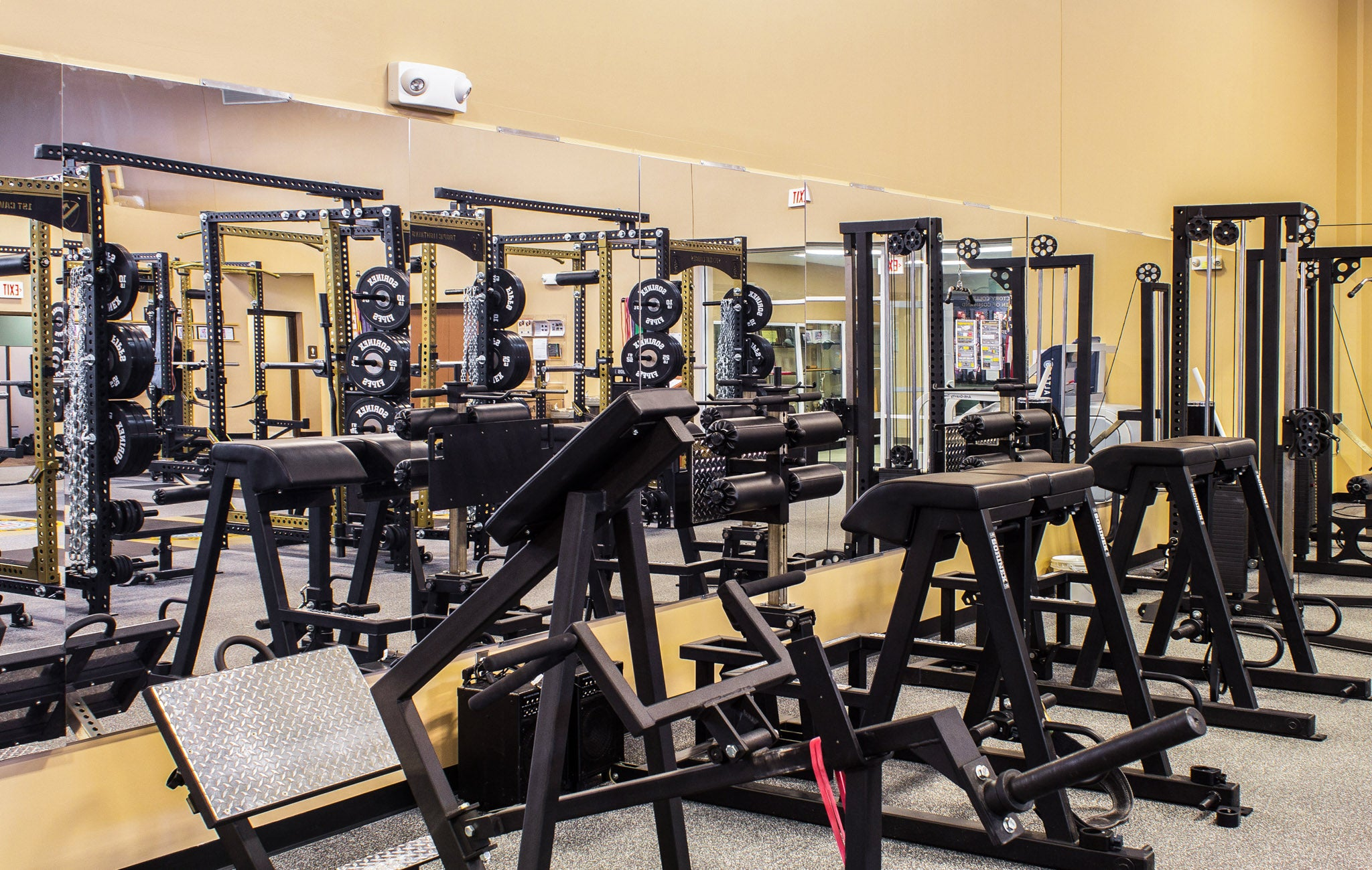 Fort Jackson strength and conditioning