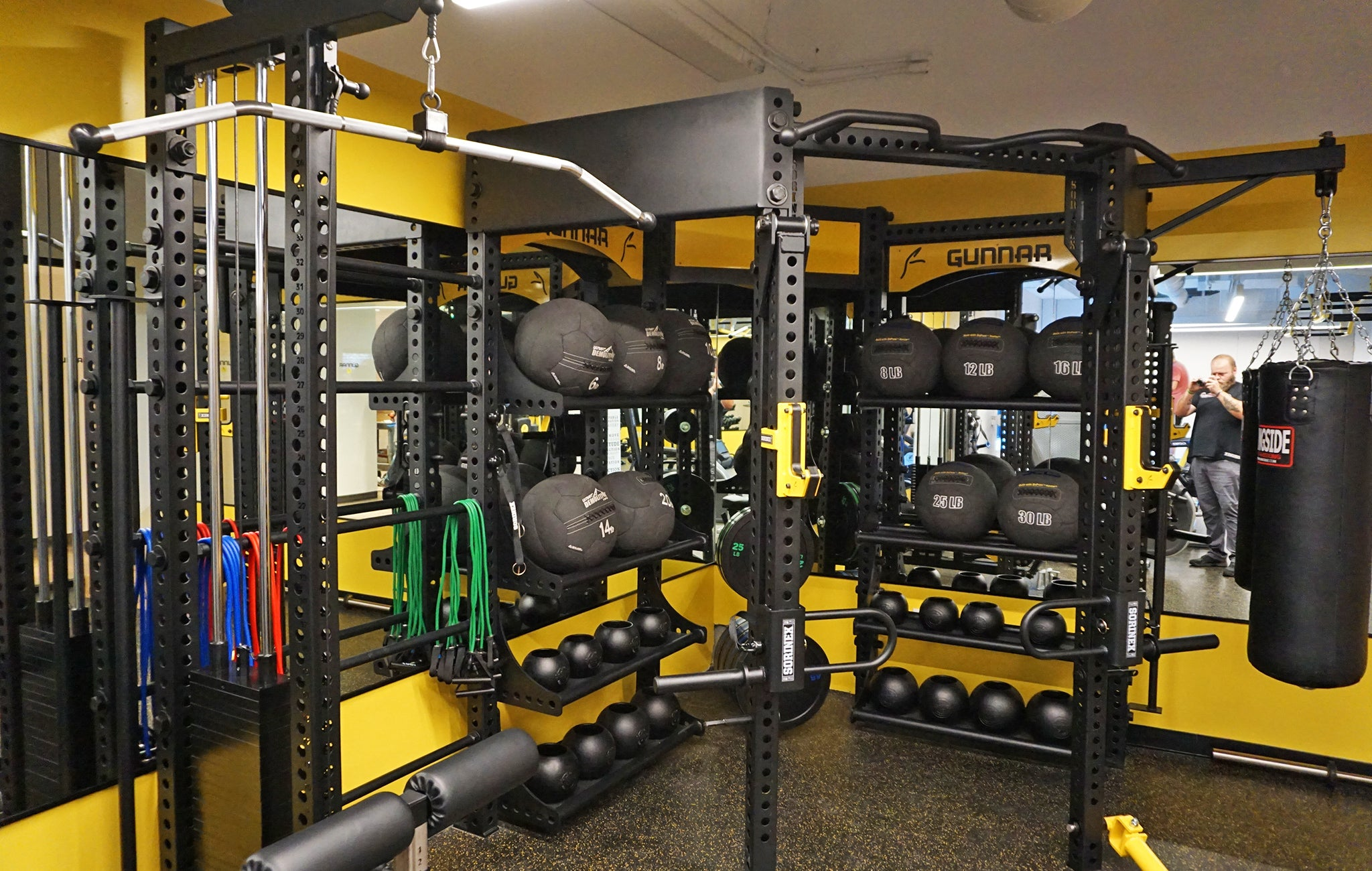 Gunnar Peterson Home Gym Sorinex