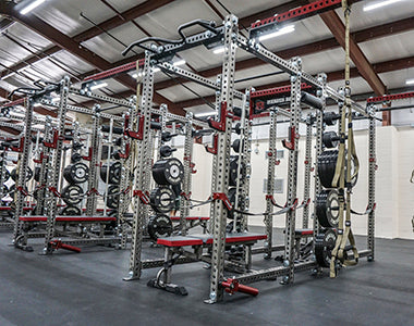 High School Strength Training Facilities