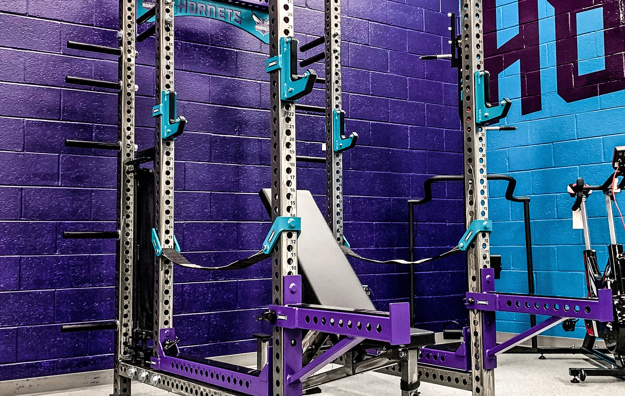 Charlotte Hornets strength and conditioning