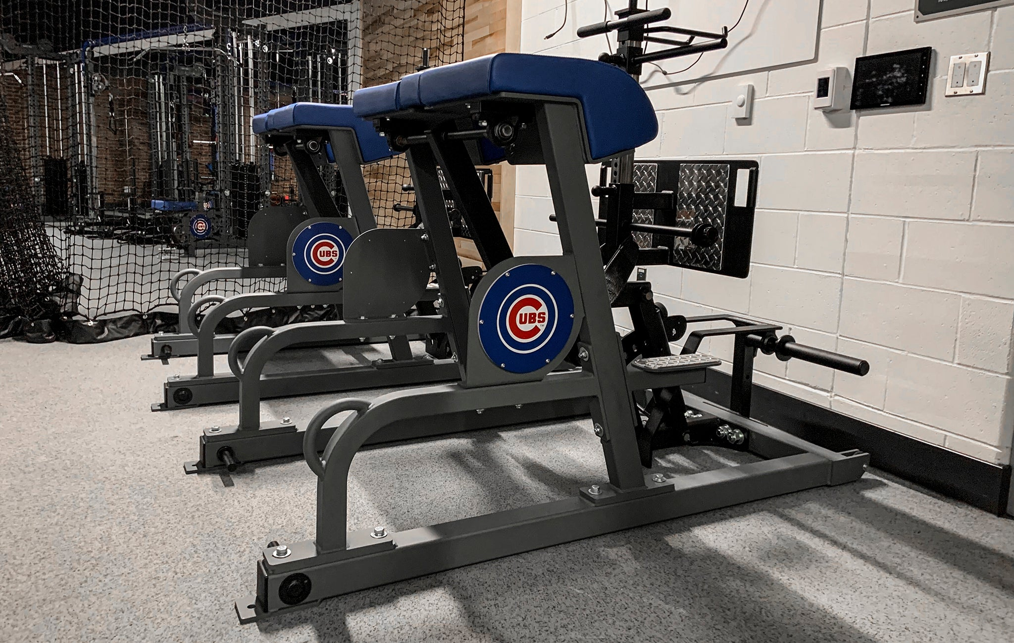 Cubs training center