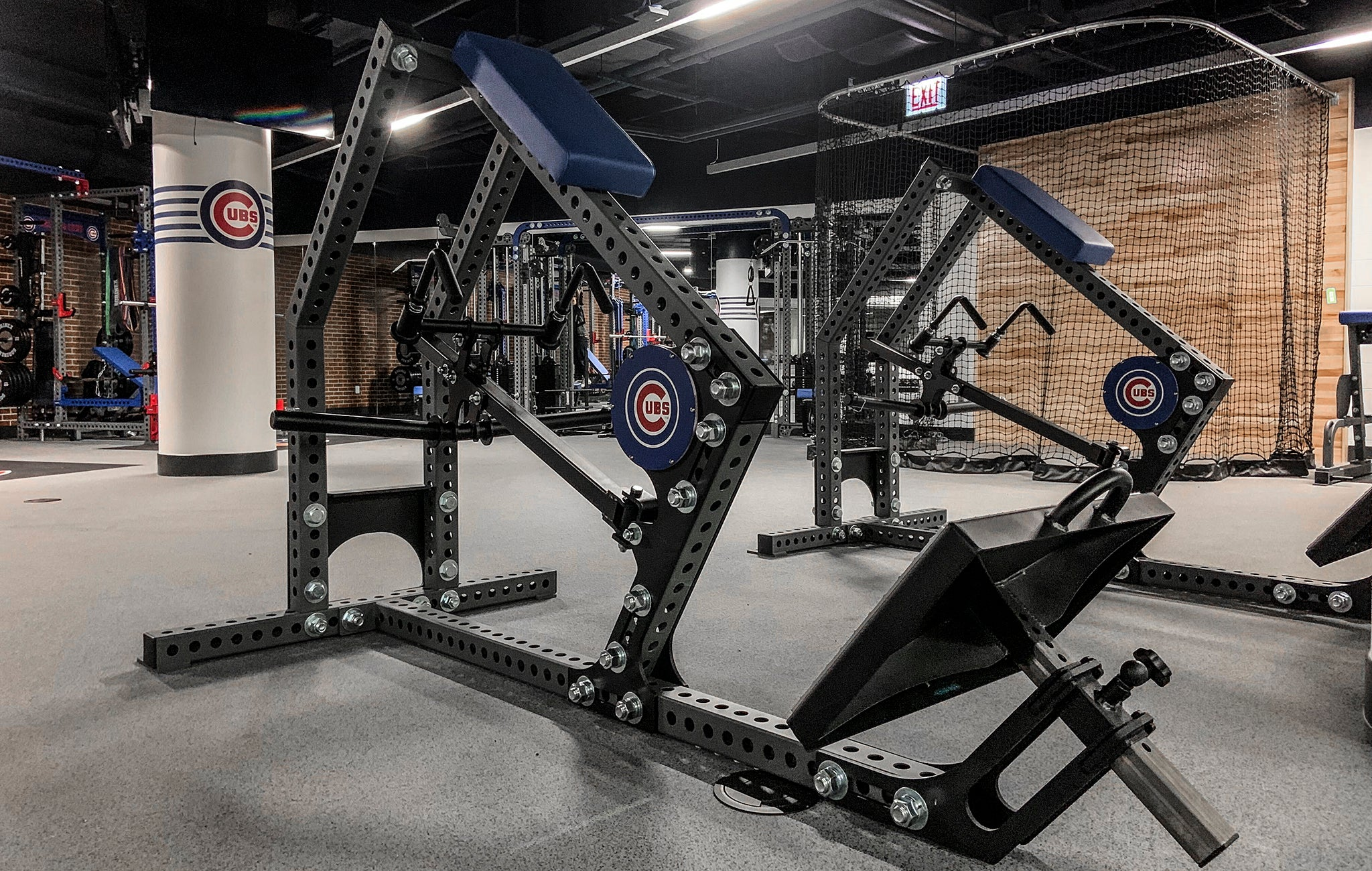 Chicago Cubs Strength and Conditioning Facility