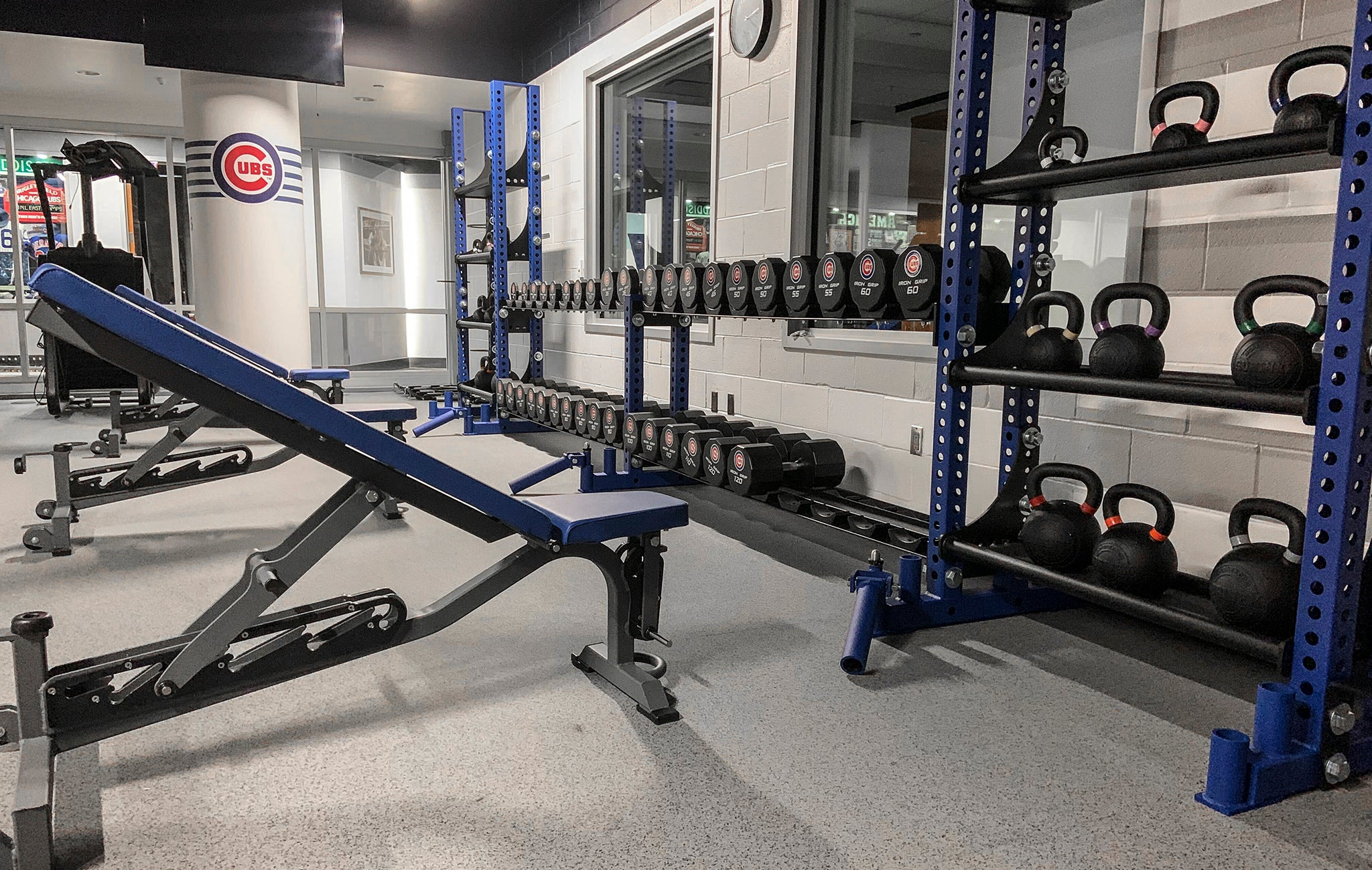 Chicago Cubs training center