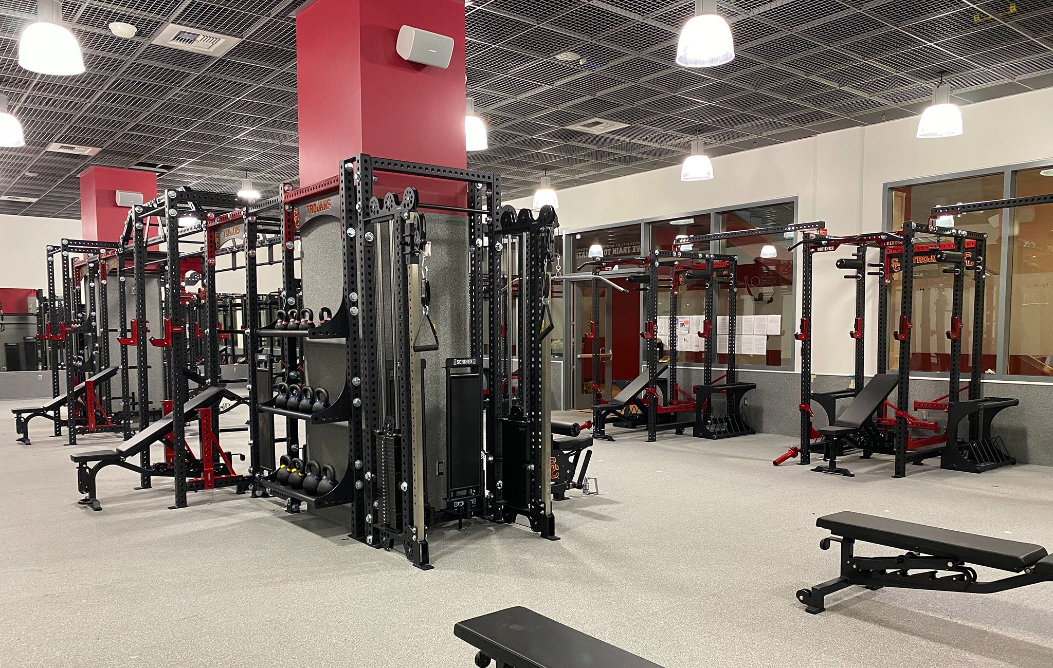 USC power racks