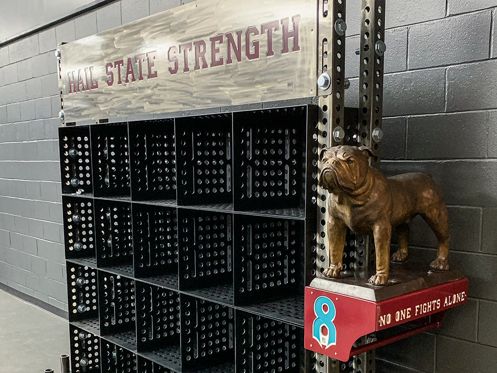 Mississippi State University Iron Bear