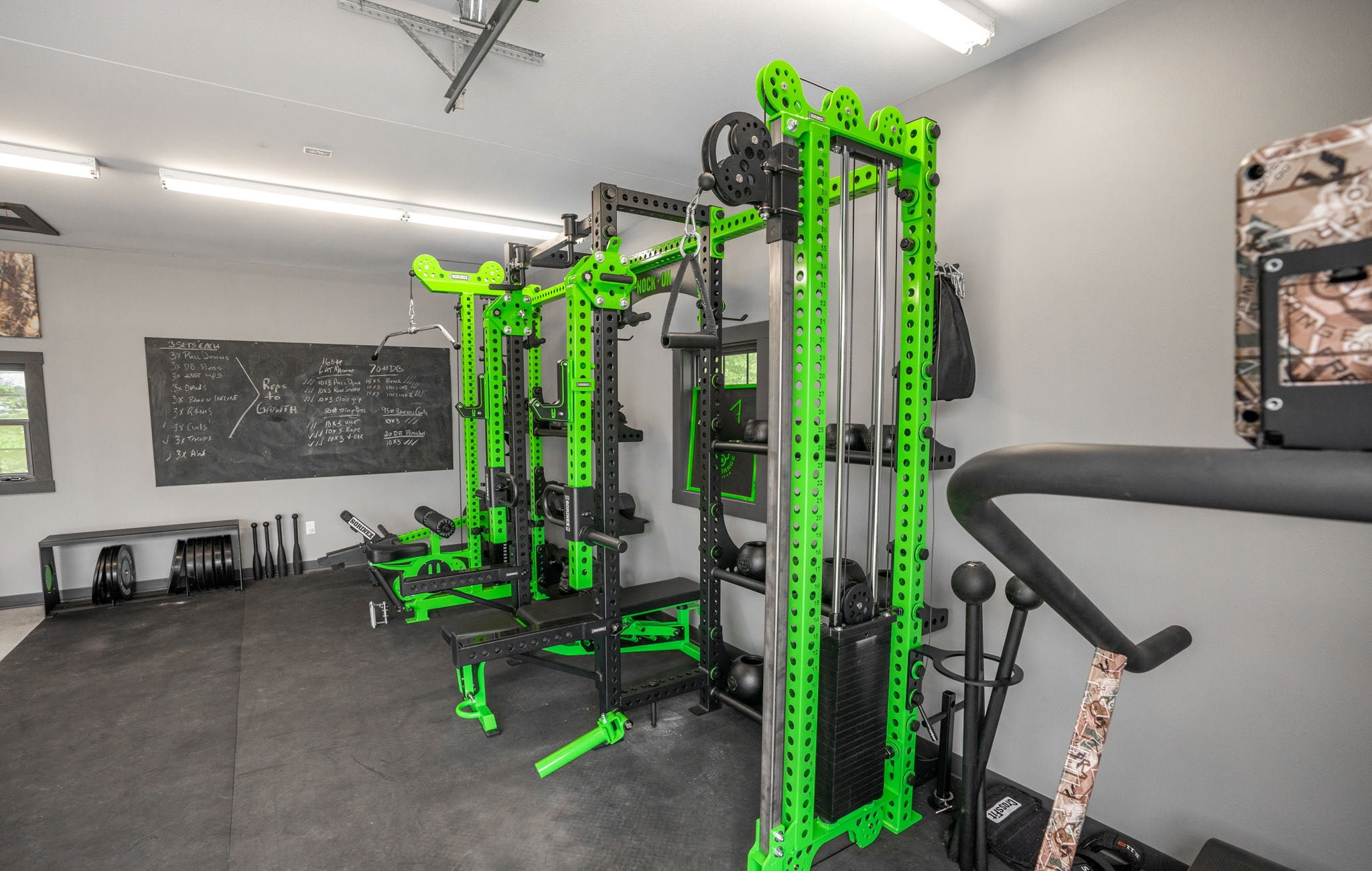 John Dudley Sorinex Home Gym