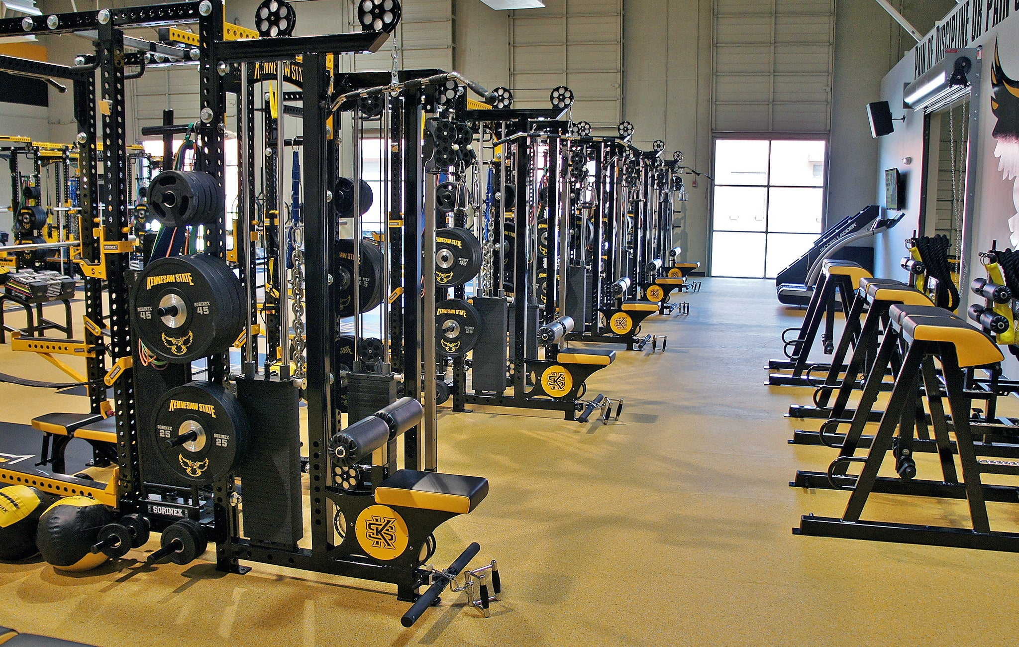 Kennesaw State University strength and conditioning