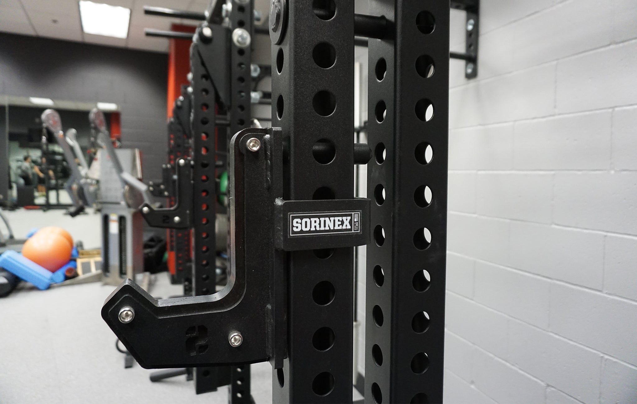 professional ice hockey strength training facilities