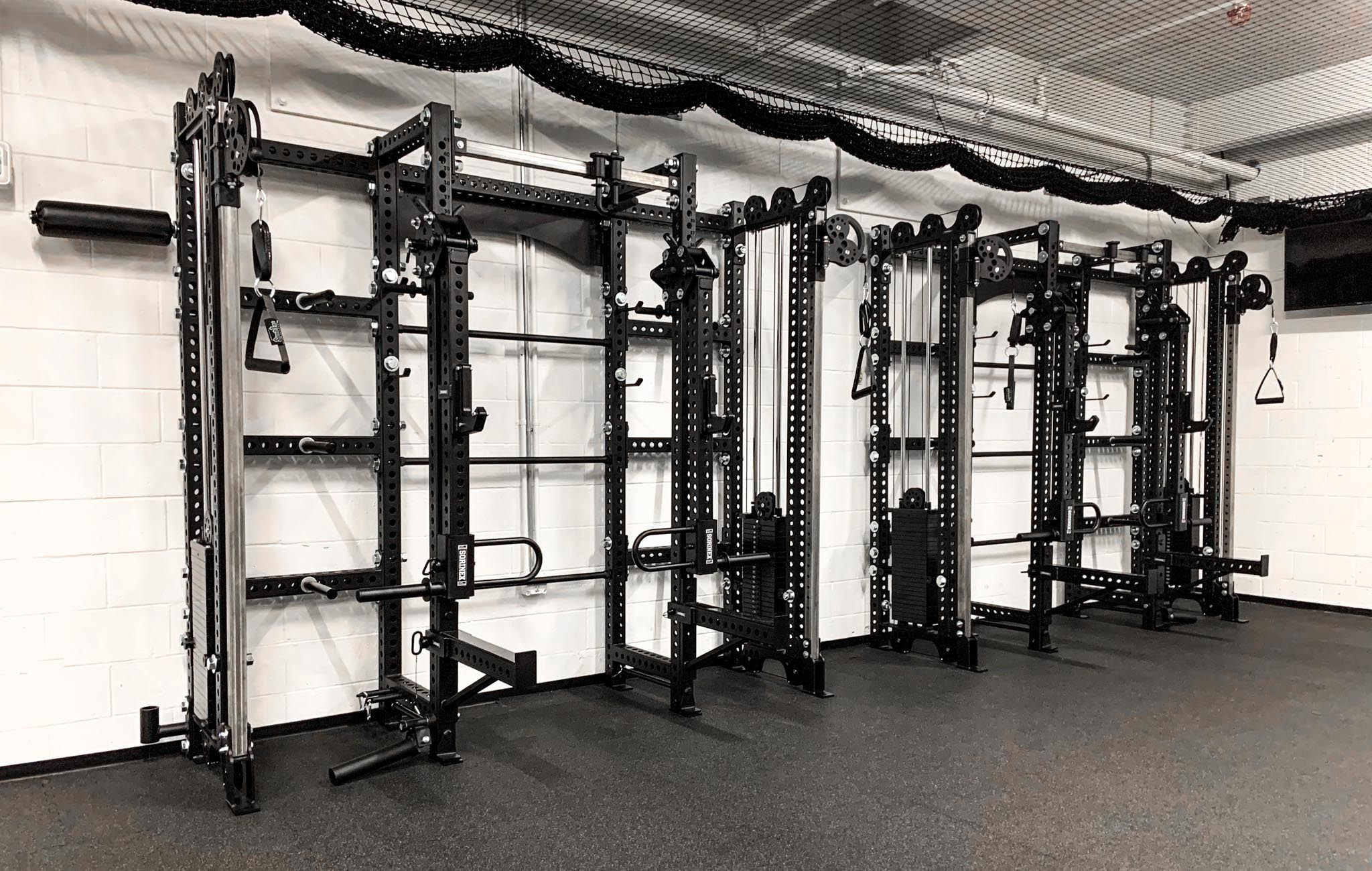 LA Kings Weight Room