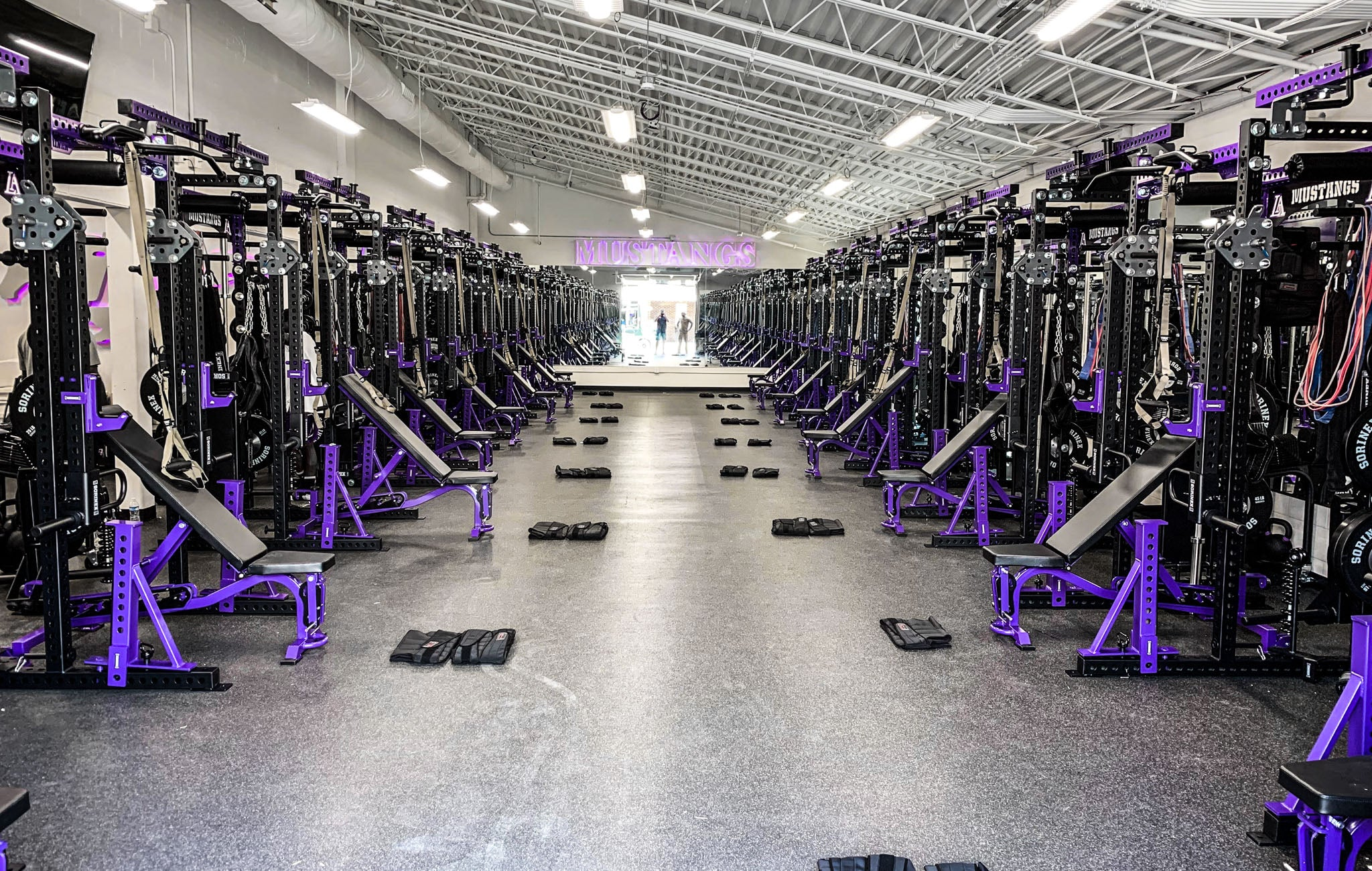 Lipscomb Academy Weight Room
