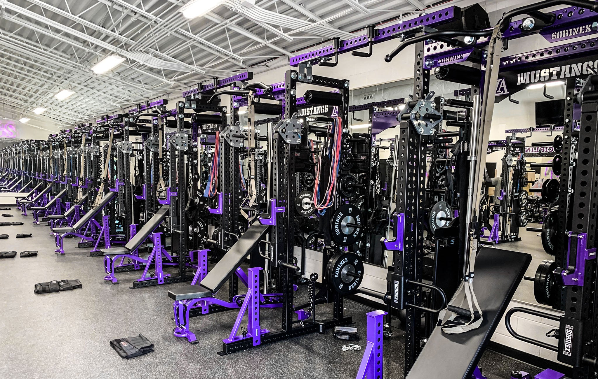 Lipscomb Academy strength and conditioning