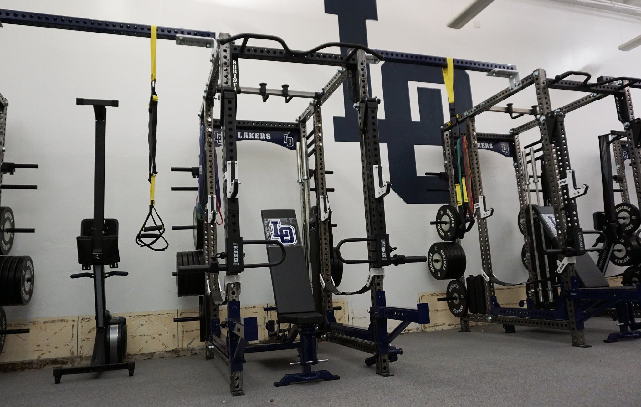 Lake Oswego High School strength and conditioning