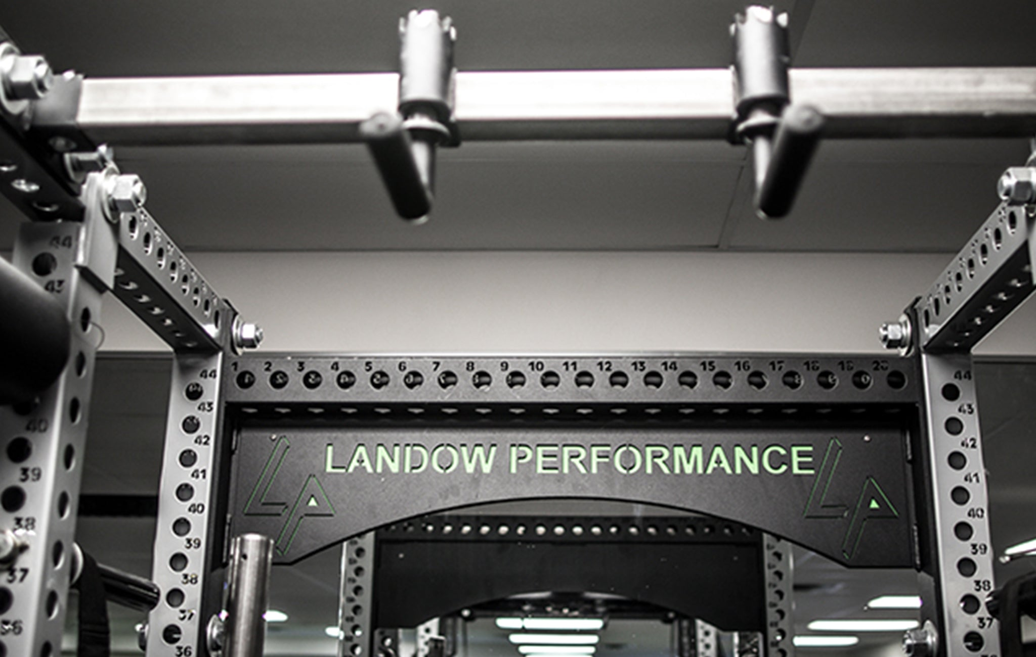 Landow Performance weight room