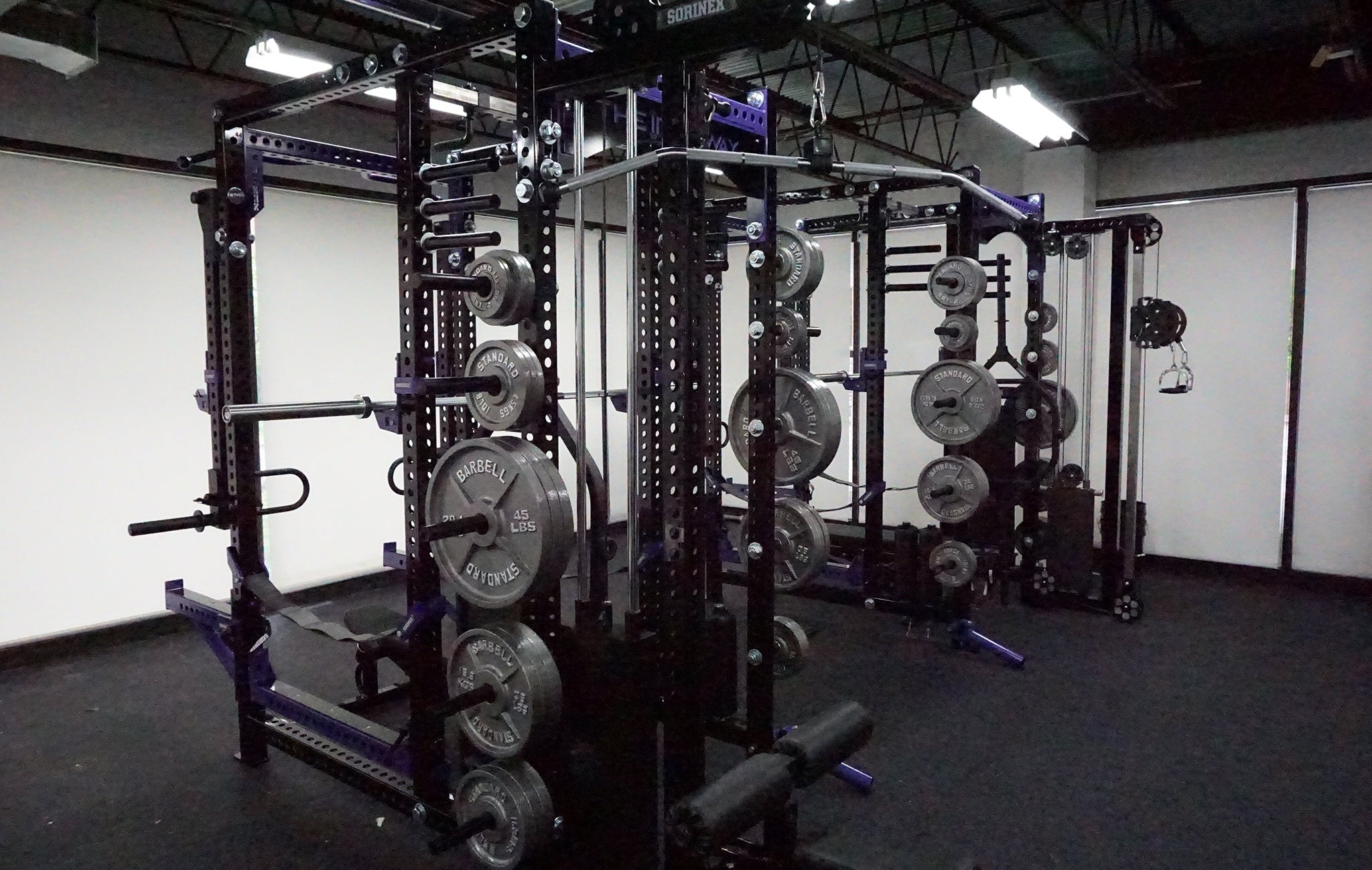 private training facilities