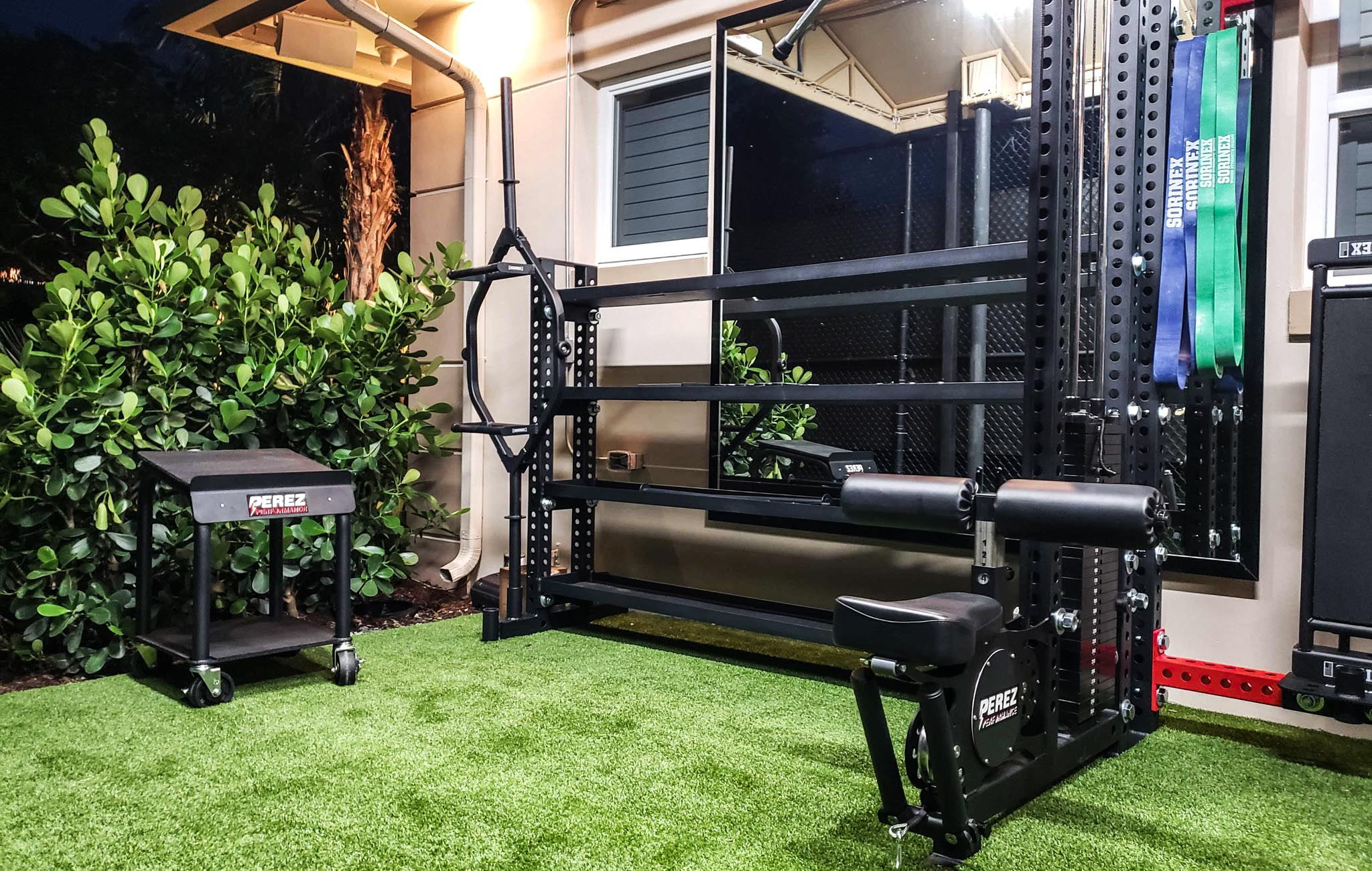 Louis Perez Sorinex Home Gym