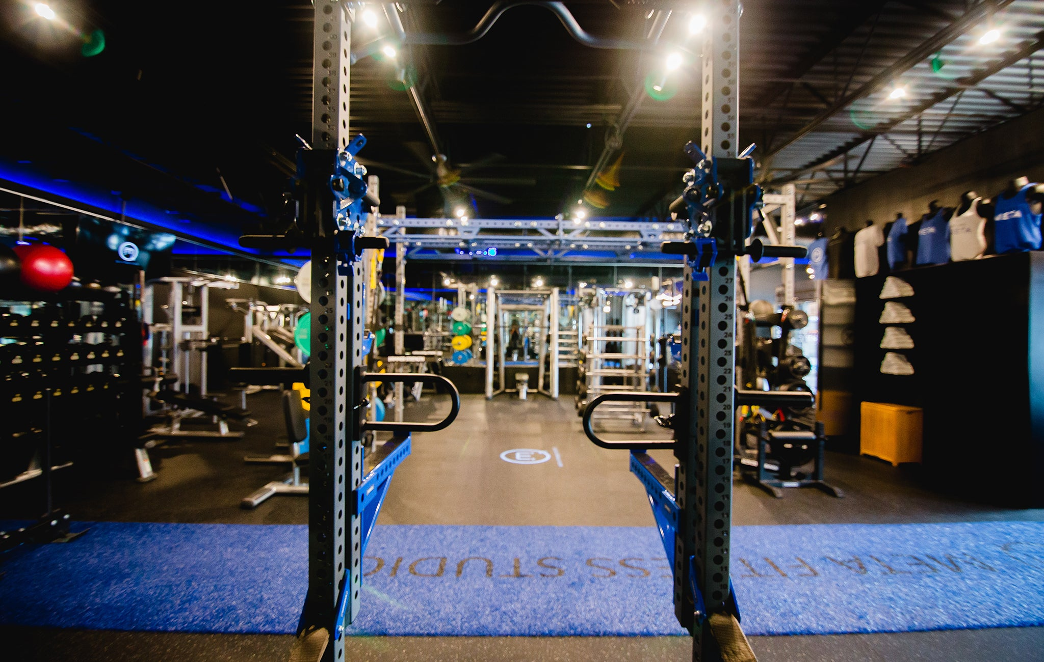 Meta Fitness Private Gym Facility