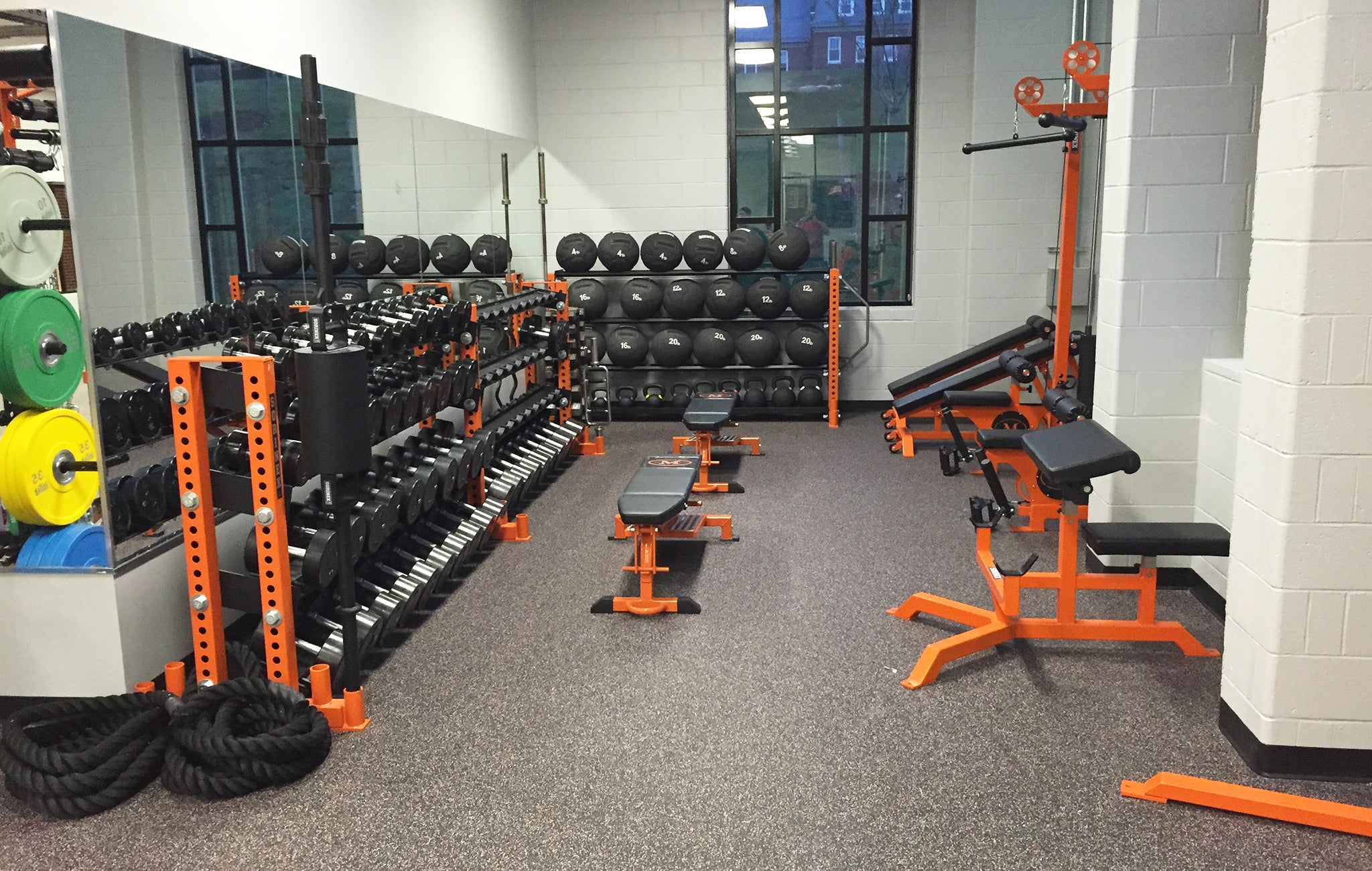 McDonogh High School athletics