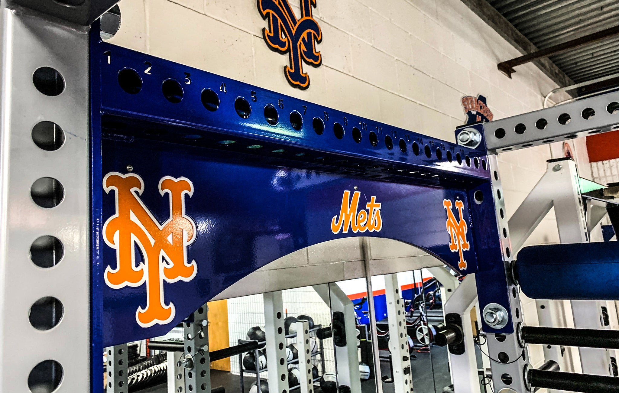 NY Mets strength and conditioning