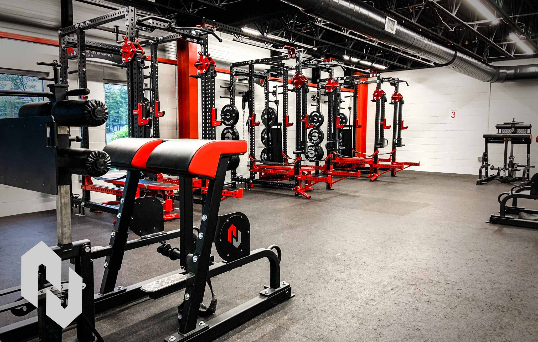 NJ Sports Performance Private Training facility Sorinex