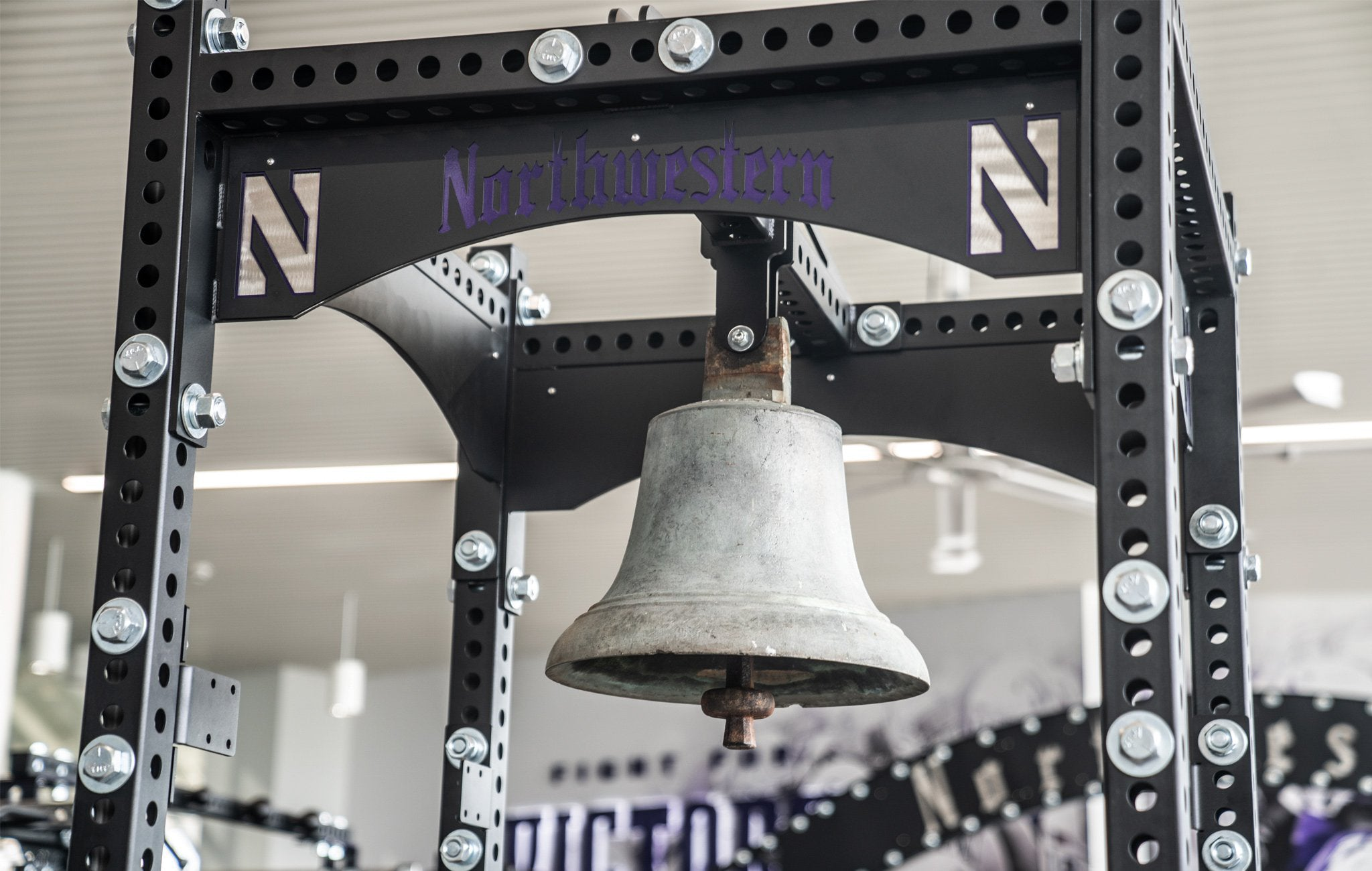 Northwestern University PR Bell