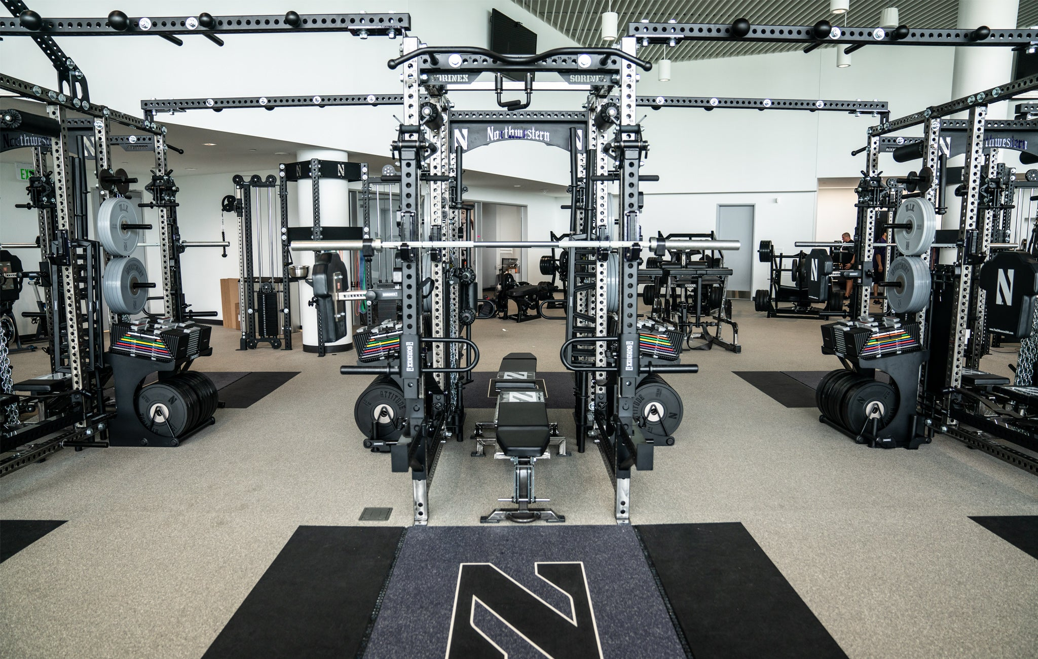Northwestern strength and conditioning