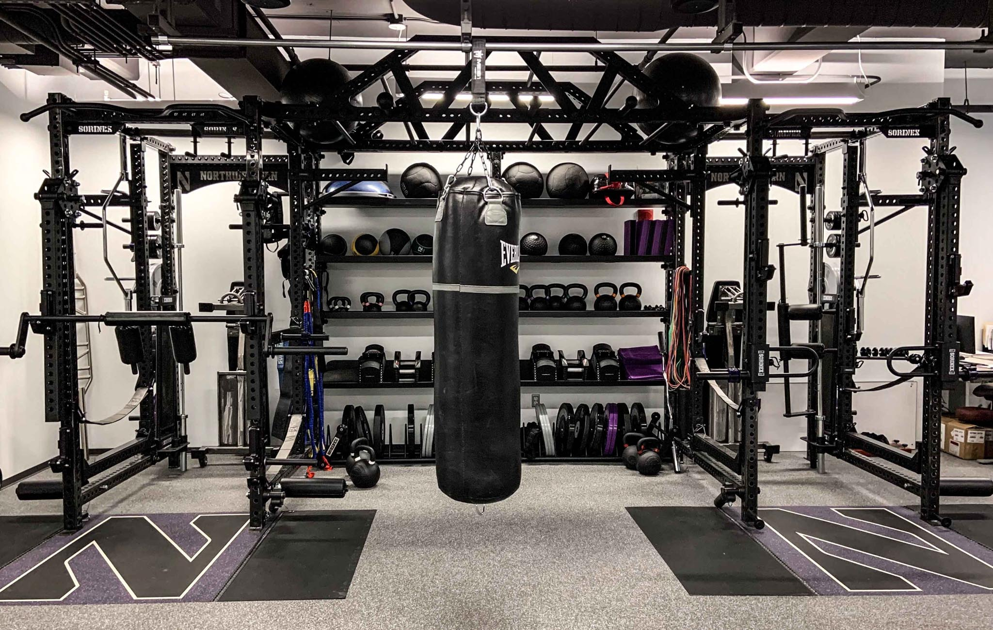 Northwestern golf strength and conditioning